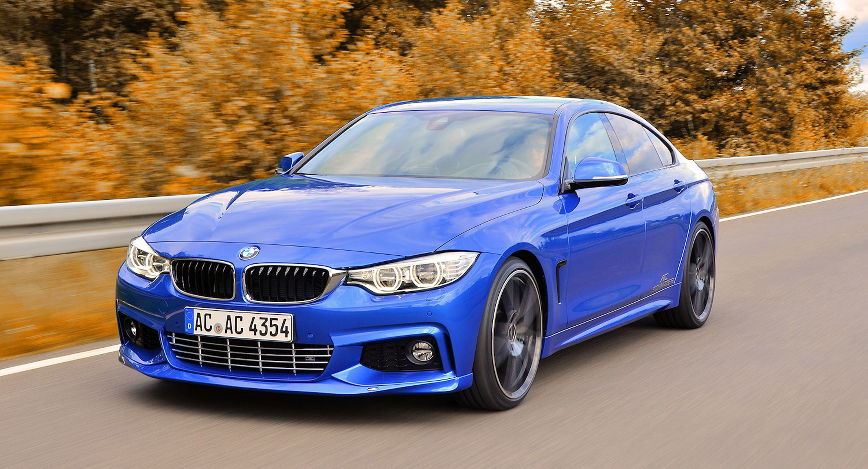 ac schnitzer bmw 4 series gran coupe is the perfect blend. Black Bedroom Furniture Sets. Home Design Ideas