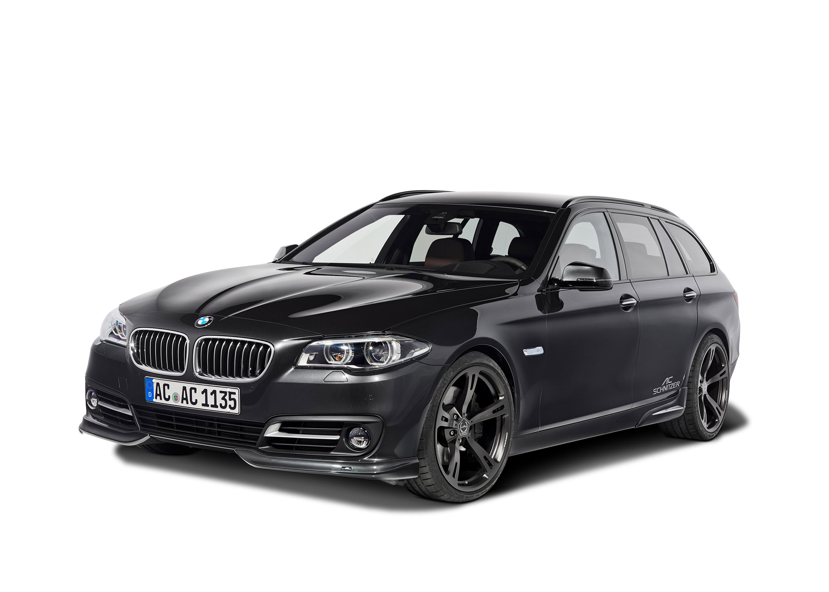 ac schnitzer bmw 5 series touring lci debuts at essen motor show. Black Bedroom Furniture Sets. Home Design Ideas
