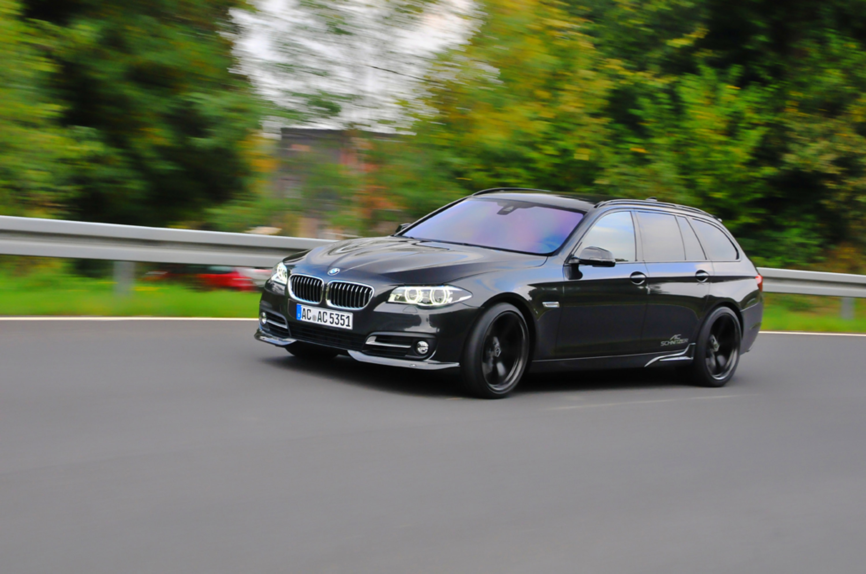 Bmw 5 Series Touring Modifications