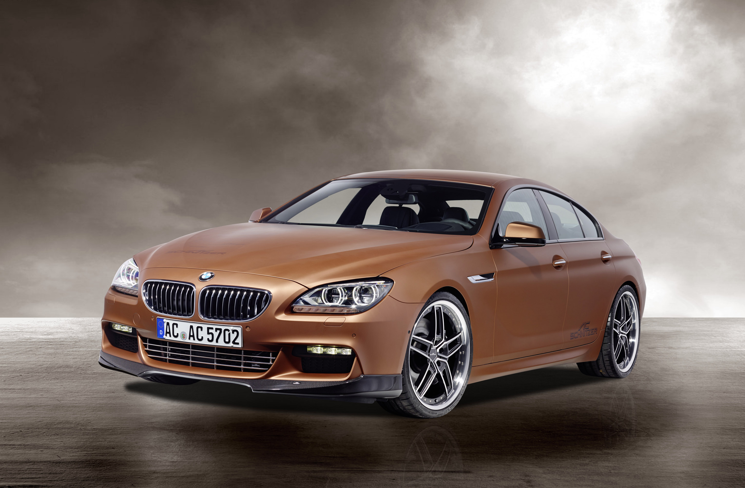 ac schnitzer bmw 6 series gran coupe. Black Bedroom Furniture Sets. Home Design Ideas