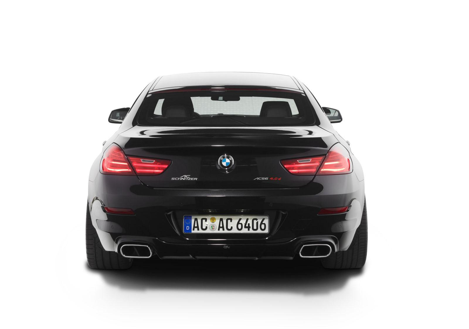 ac schnitzer bmw 6 series gran coupe tuning to perfection. Black Bedroom Furniture Sets. Home Design Ideas