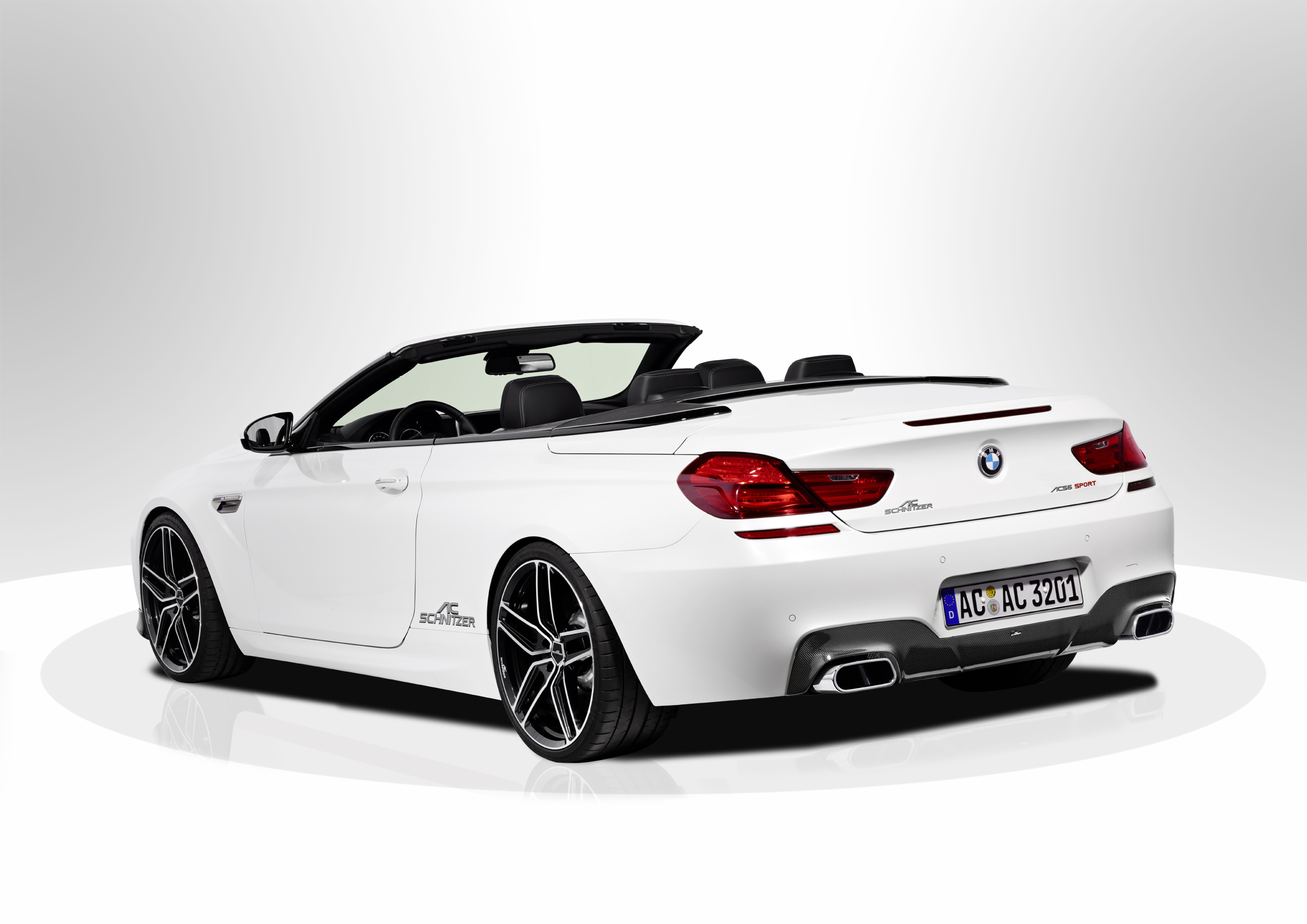 ac schnitzer enhances bmw m6 coupe convertible and gran. Black Bedroom Furniture Sets. Home Design Ideas