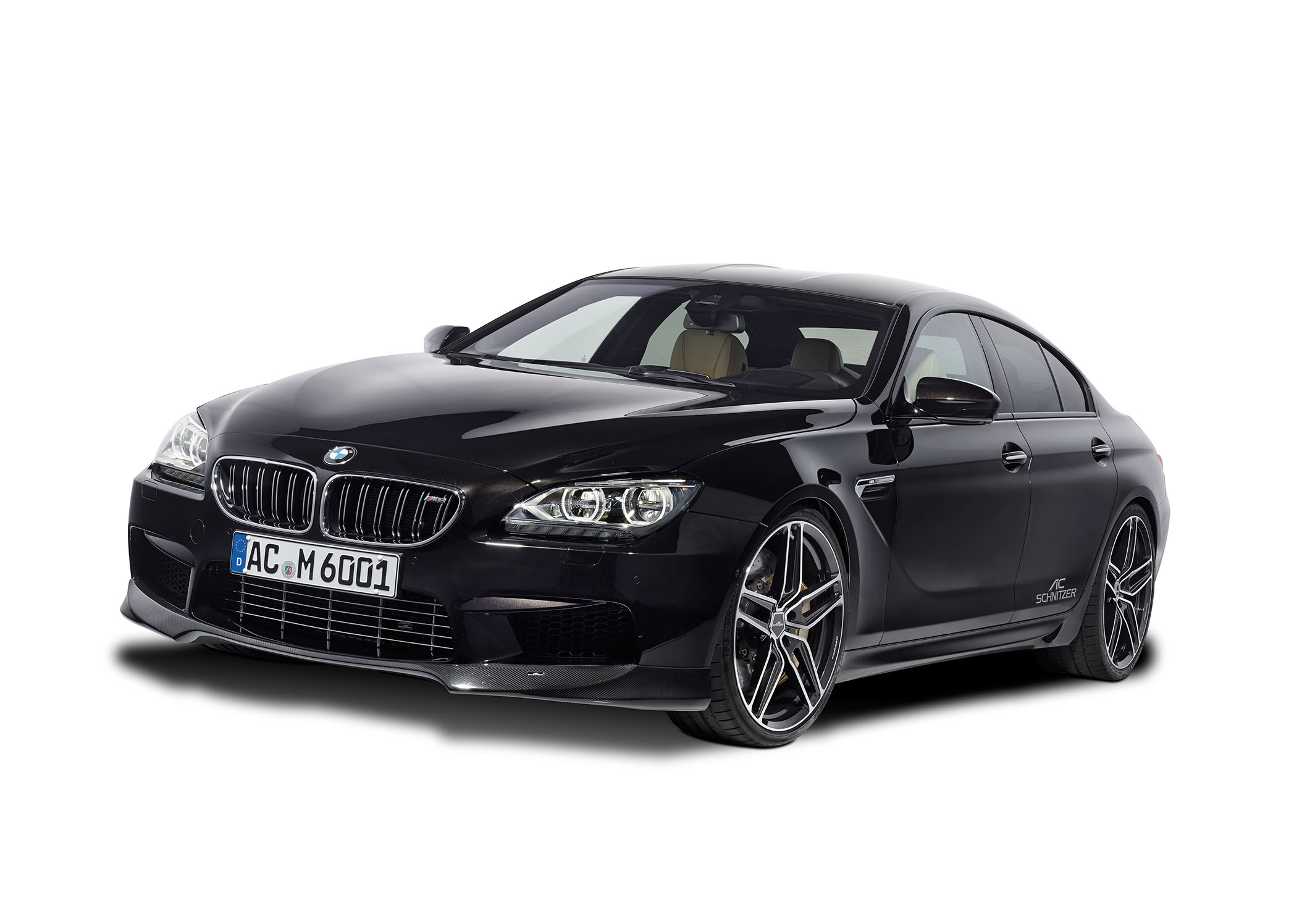ac schnitzer enhances bmw m6 coupe convertible and gran coupe video. Black Bedroom Furniture Sets. Home Design Ideas