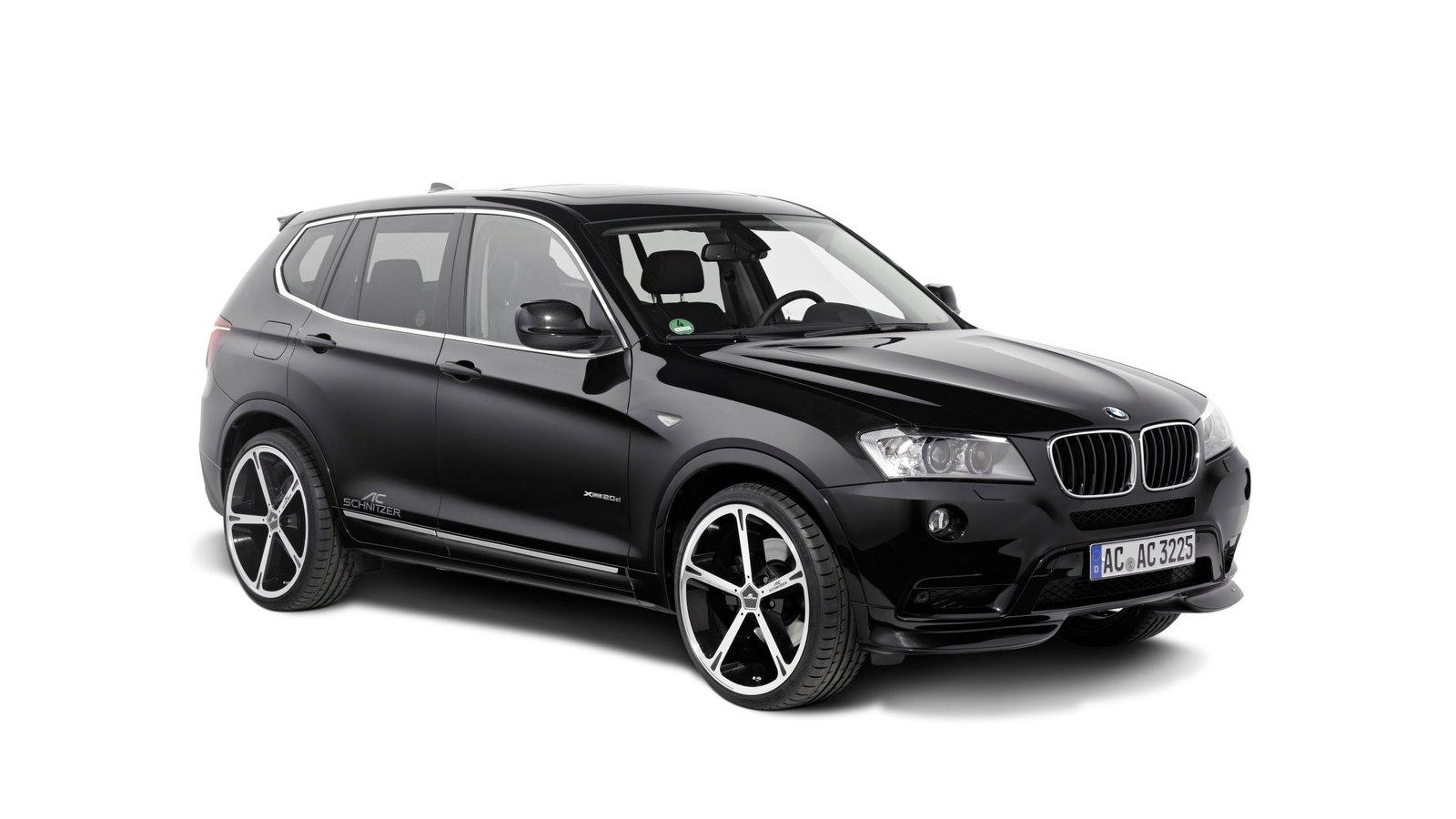 ac schnitzer bmw x3 f25. Black Bedroom Furniture Sets. Home Design Ideas