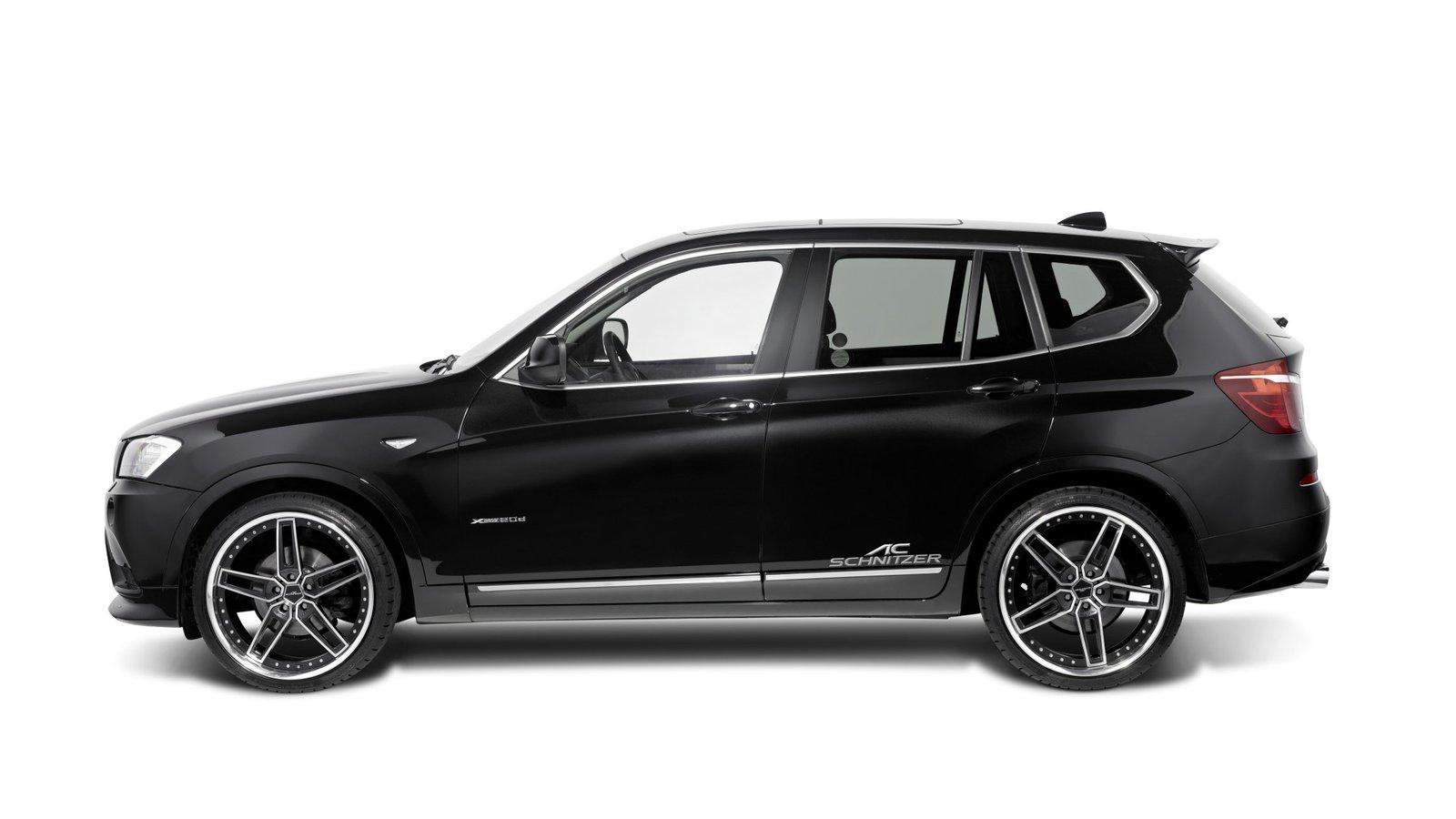 Infiniti Of Silver Spring >> AC Schnitzer BMW X3 F25