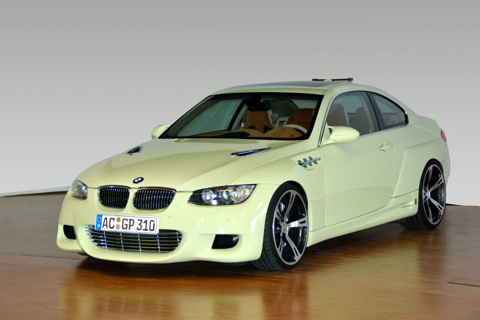 ac schnitzer gp based on bmw e92 335i on sale. Black Bedroom Furniture Sets. Home Design Ideas
