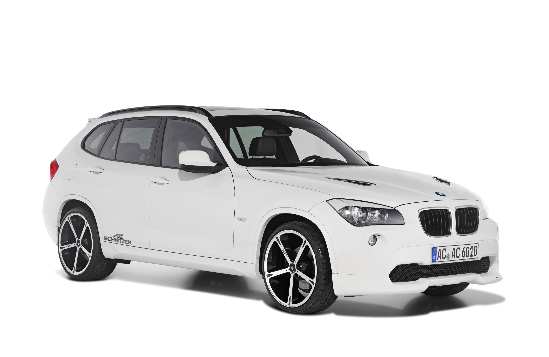BMW X1 By AC Schnitzer Will Hit Geneva 2010