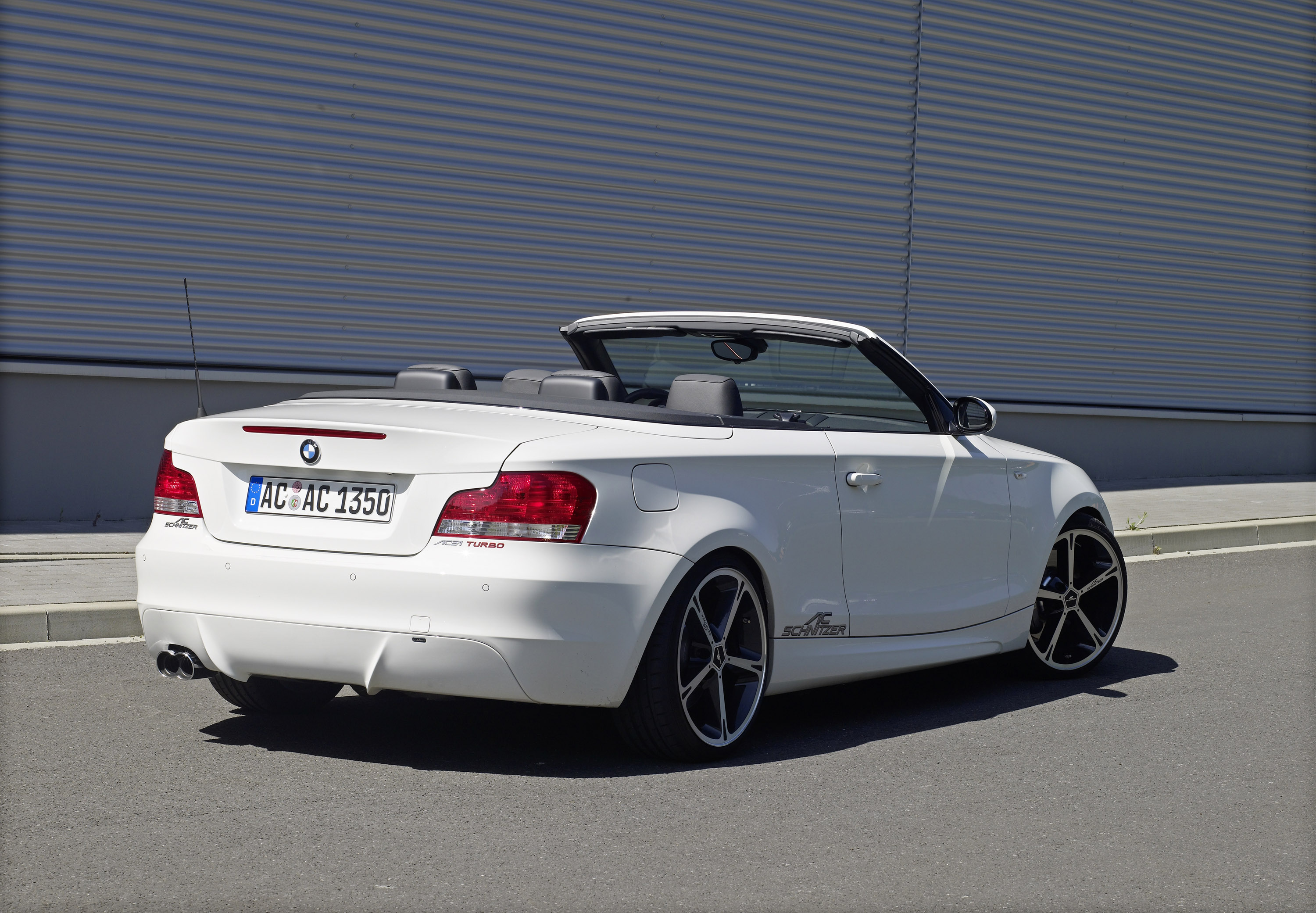 ACS1 BMW 1 series - Picture 14530