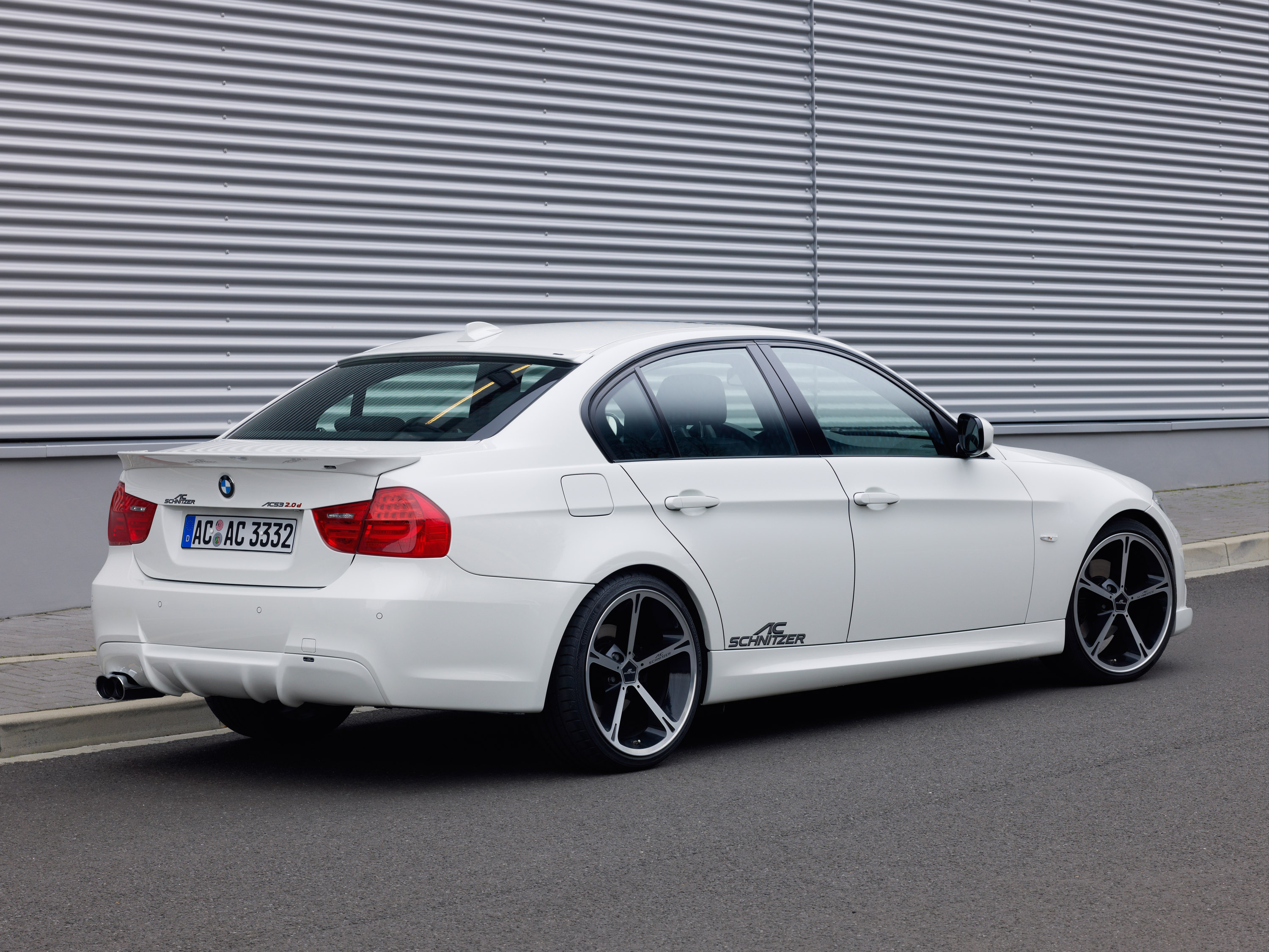 AC Schnitzer BMW 3 Series Touring & Sedan LCI Picture