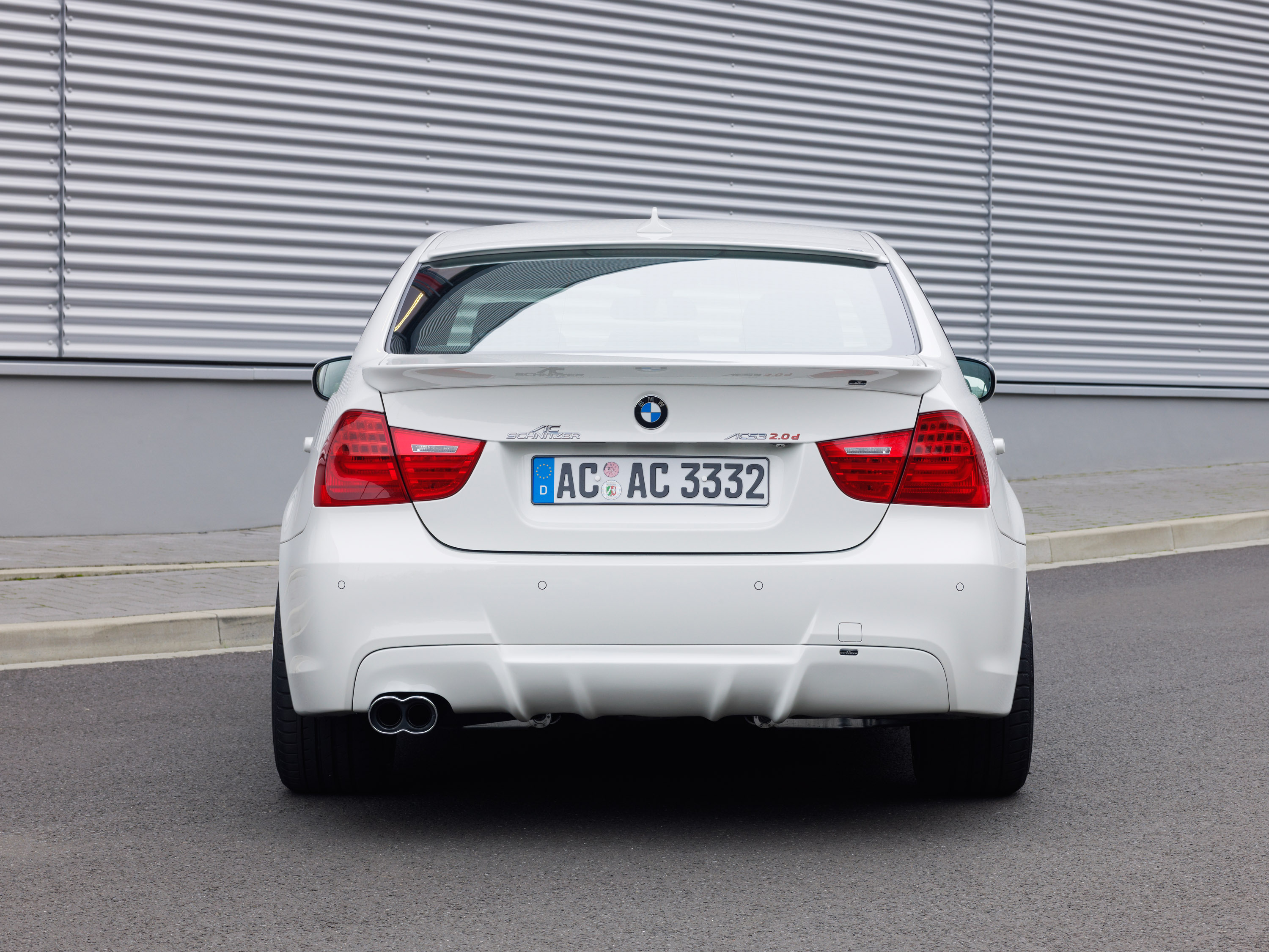 ac schnitzer bmw 3 series touring sedan lci 2009. Black Bedroom Furniture Sets. Home Design Ideas