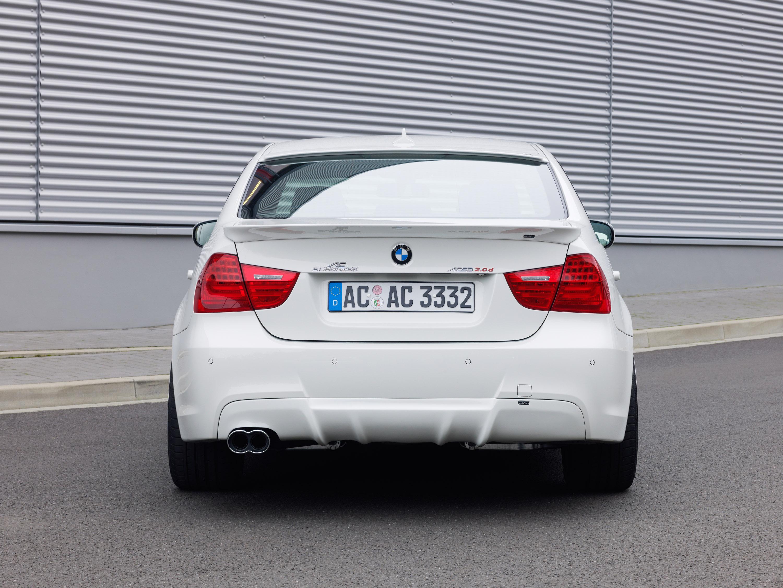 AC Schnitzer BMW 3 Series Touring & Sedan LCI Picture