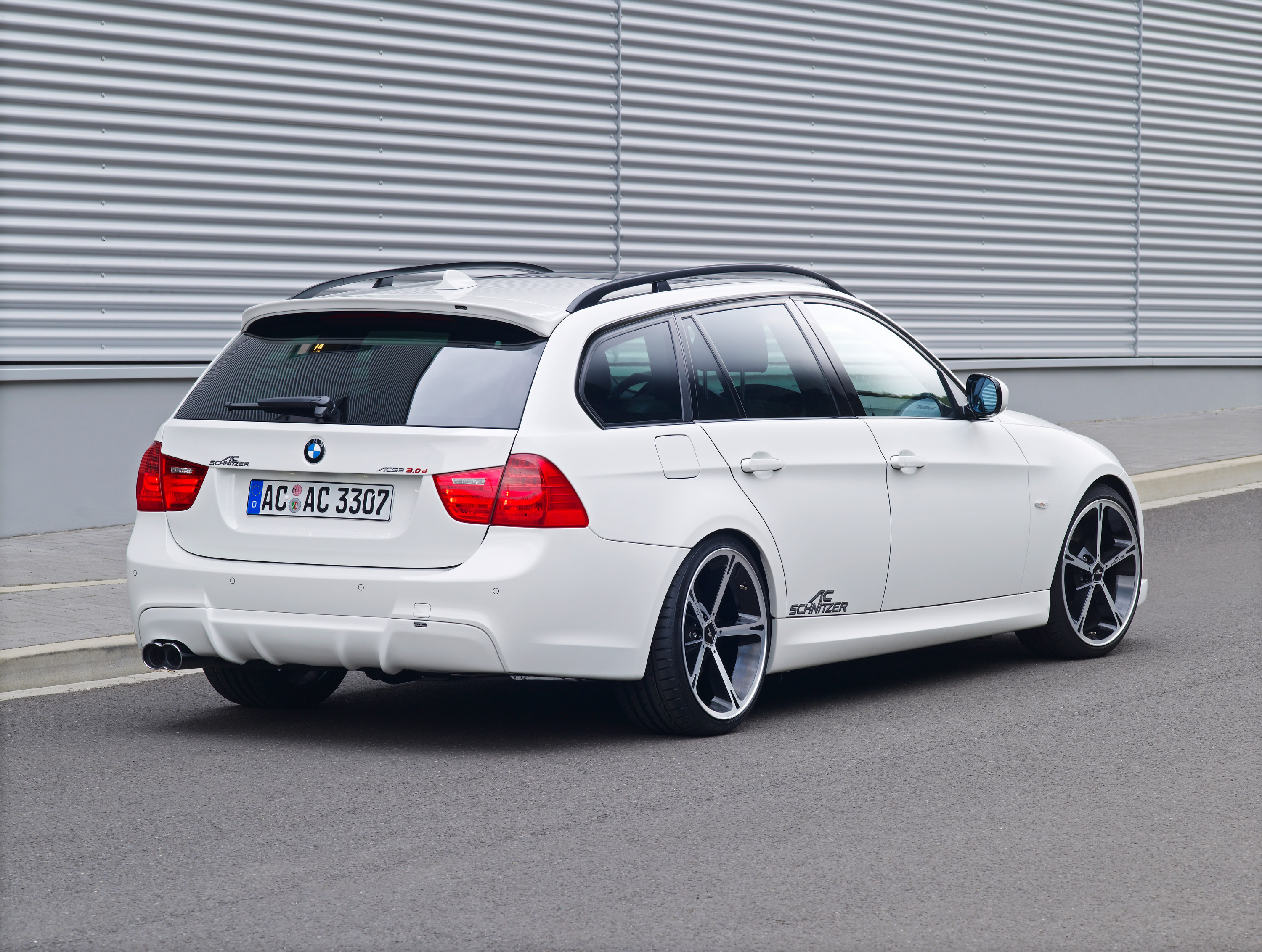Ac Schnitzer Bmw 3 Series Touring Amp Sedan Lci Picture 14550