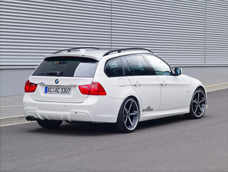 AC Schnitzer BMW 3 Series Touring & Sedan LCI - Picture 14550