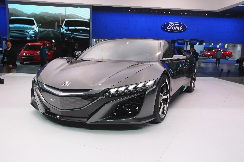 Acura Nsx Concept Detroit 2013 Picture 79958