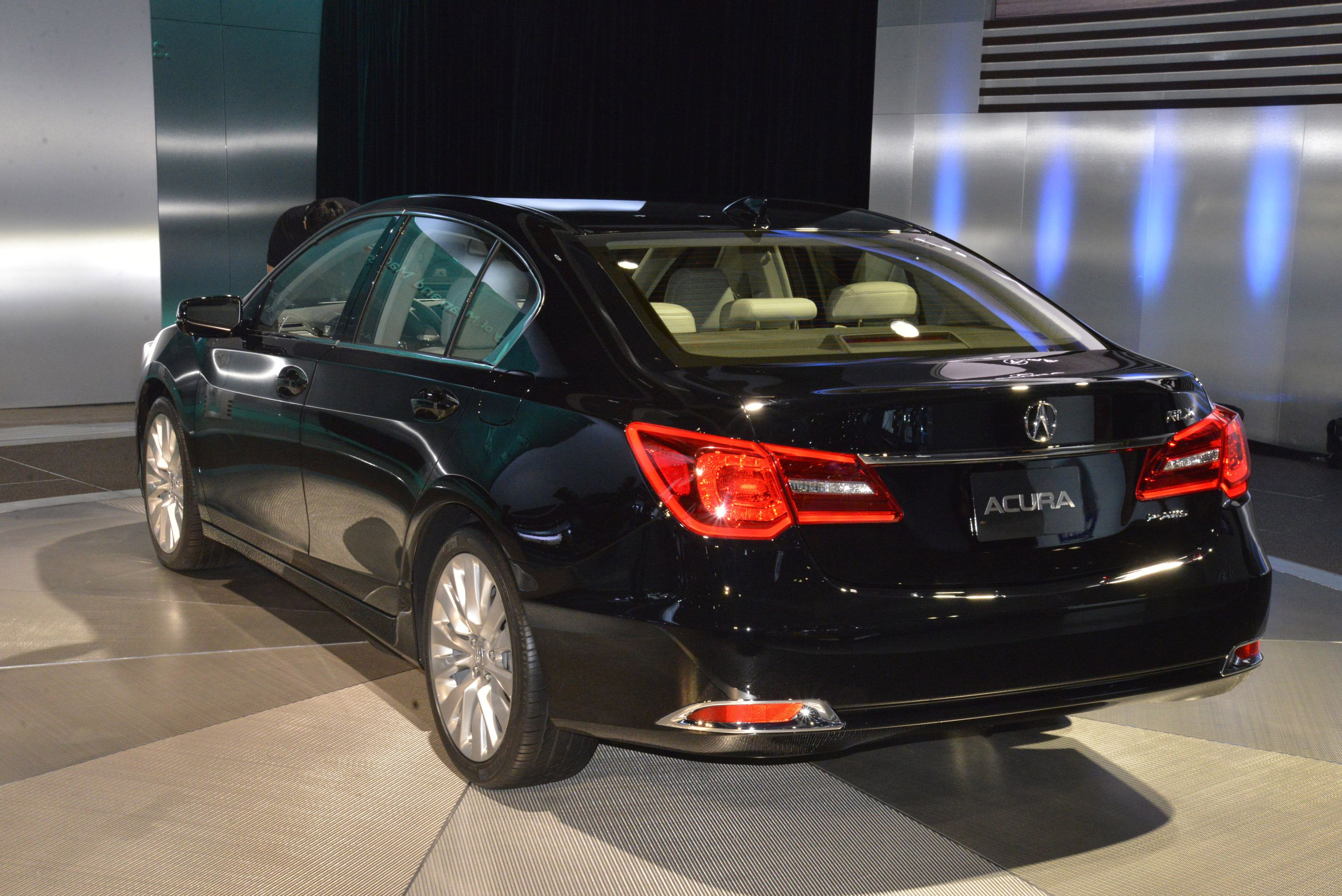 acura rlx los angeles 2012 picture 77990