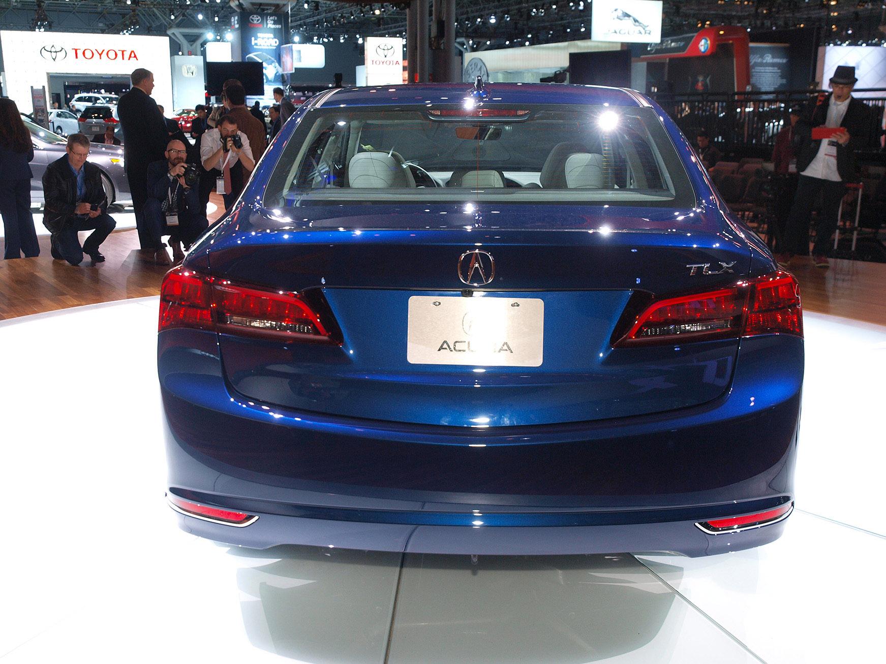 2010 Acura TLX Concept photo - 1