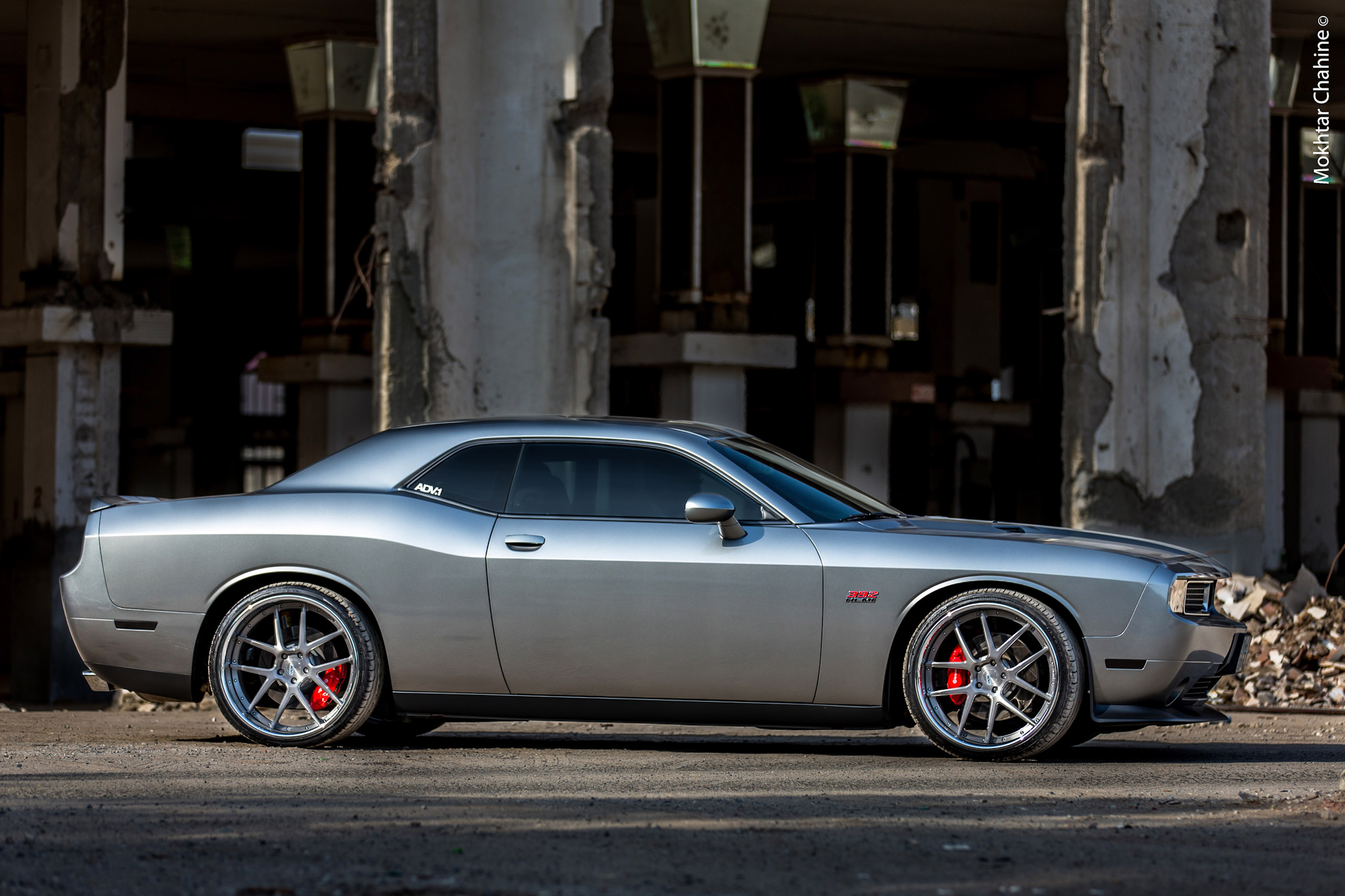 Adv 1 Dodge Challenger Srt8 Quot Behind The Scenes Quot Video