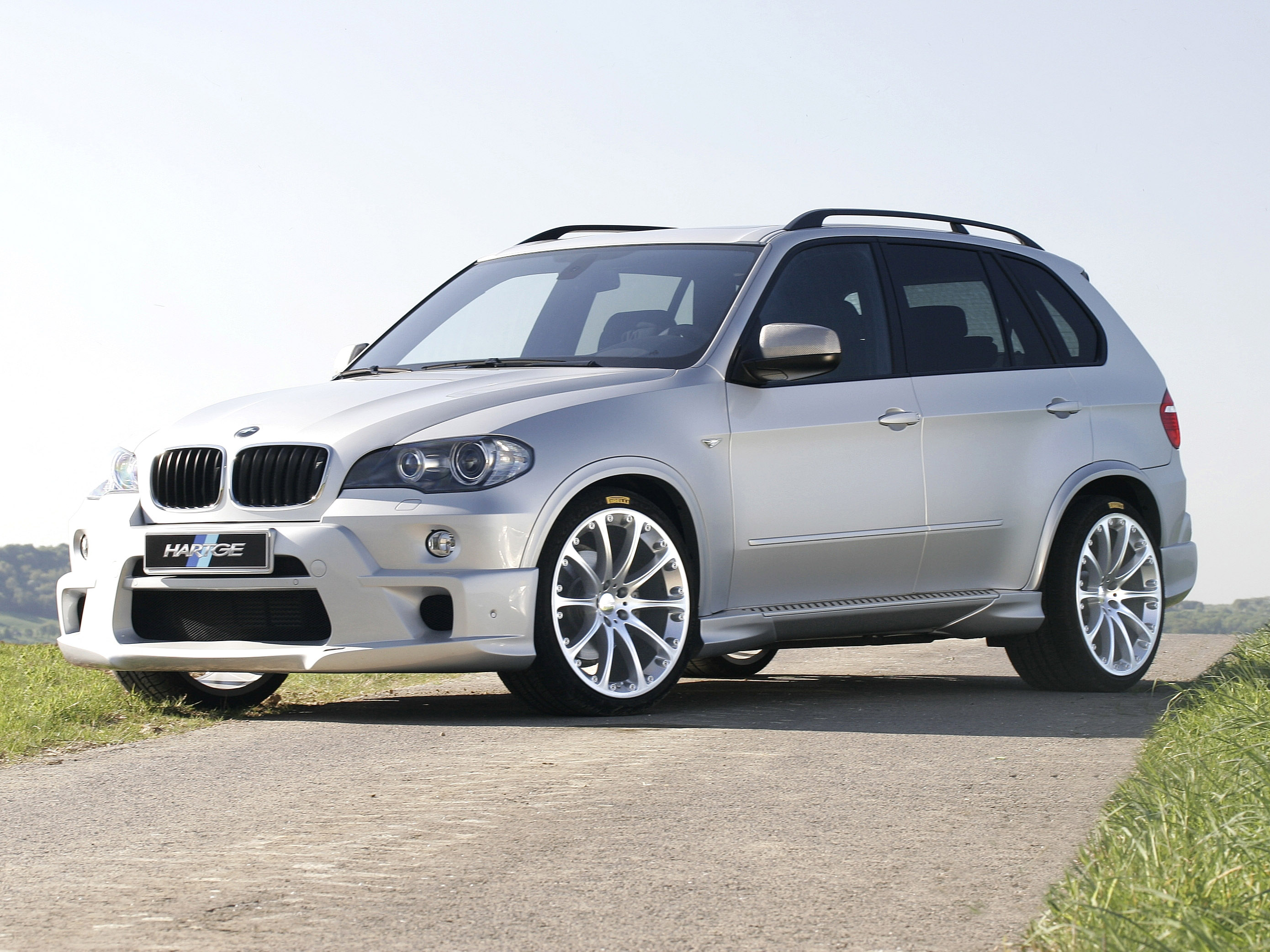 Hartge BMW X5  Picture 15807