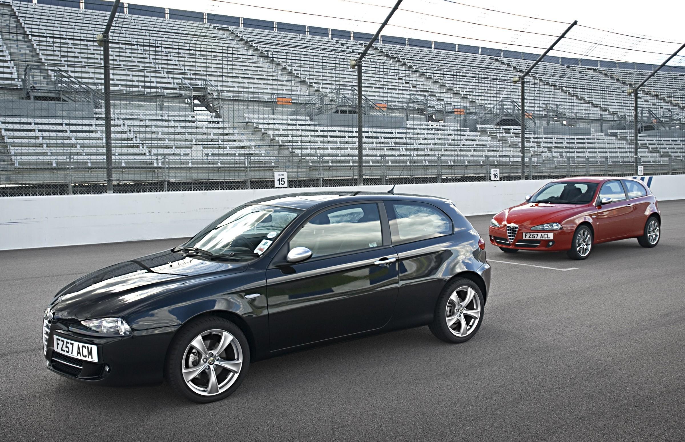 Related Pictures 2007 Alfa Romeo 147 Q2 Alfa Romeo Wallpapers
