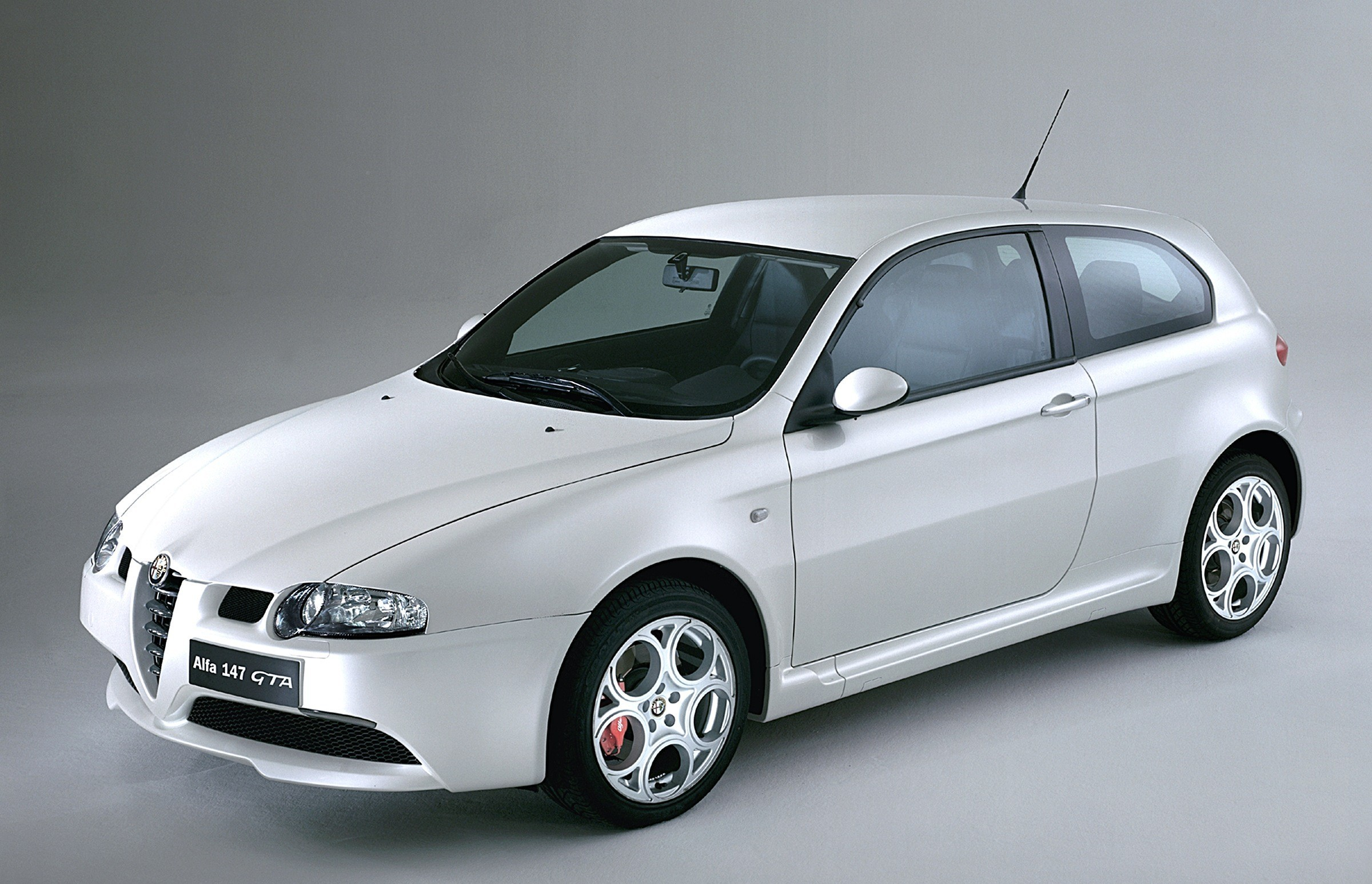 Alfa Romeo 147 GTA 2002 - Picture 13321