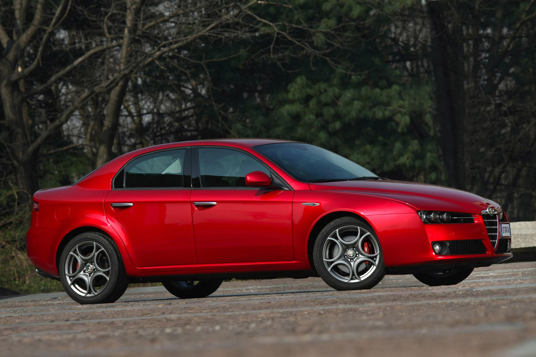 Alfa Romeo Tbi