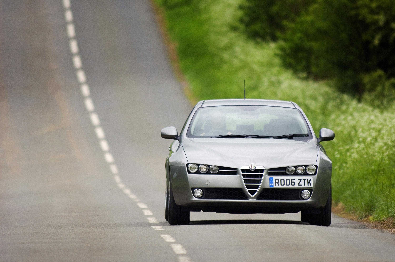 Alfa Romeo 159 Sportwagon 2006 Picture