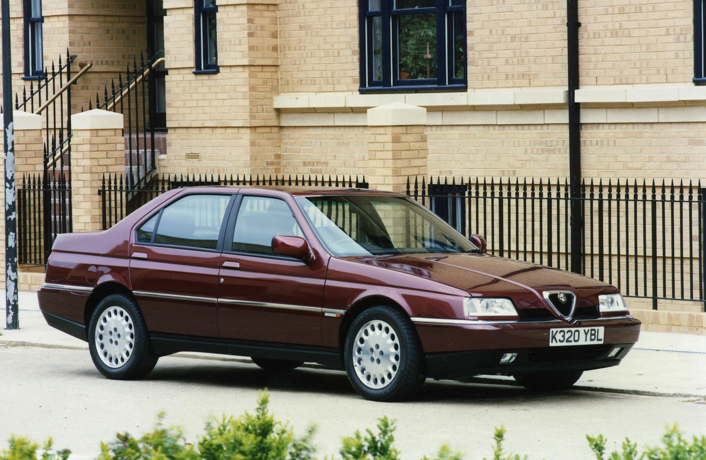 Car Pictures → Alfa Romeo → Alfa Romeo 164