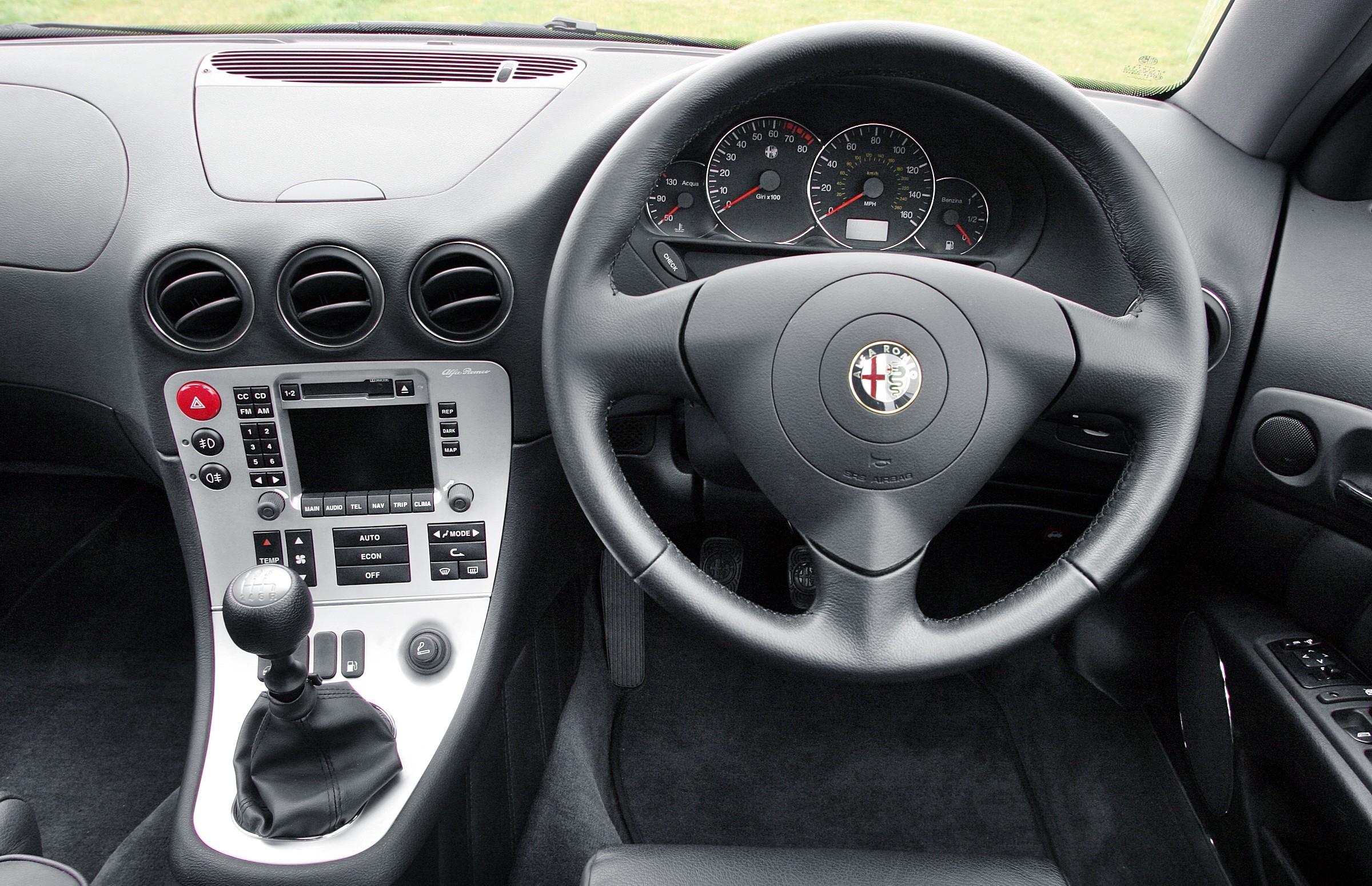 Alfa Romeo 166 Picture 13149