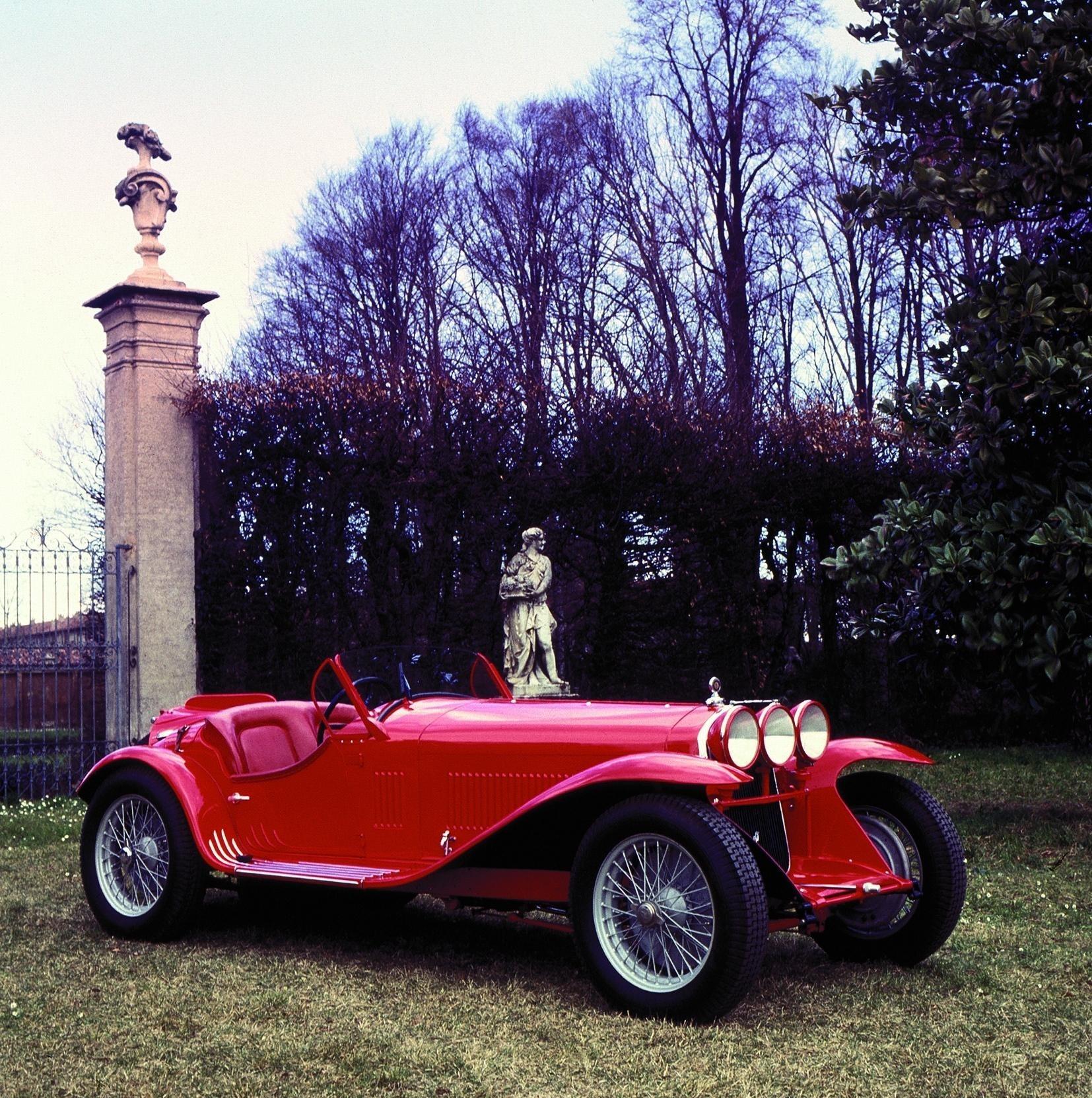 Bmw Z4 2012 Review: Alfa Romeo 2300 1931