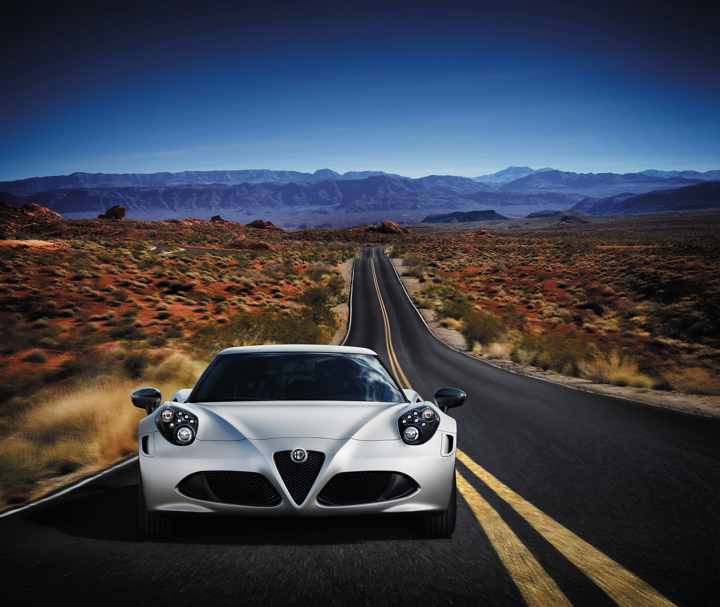 Alfa Romeo 4C Launch Edition Picture