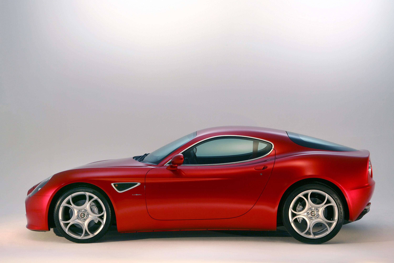 Alfa Romeo 8c Competizione Picture 11123