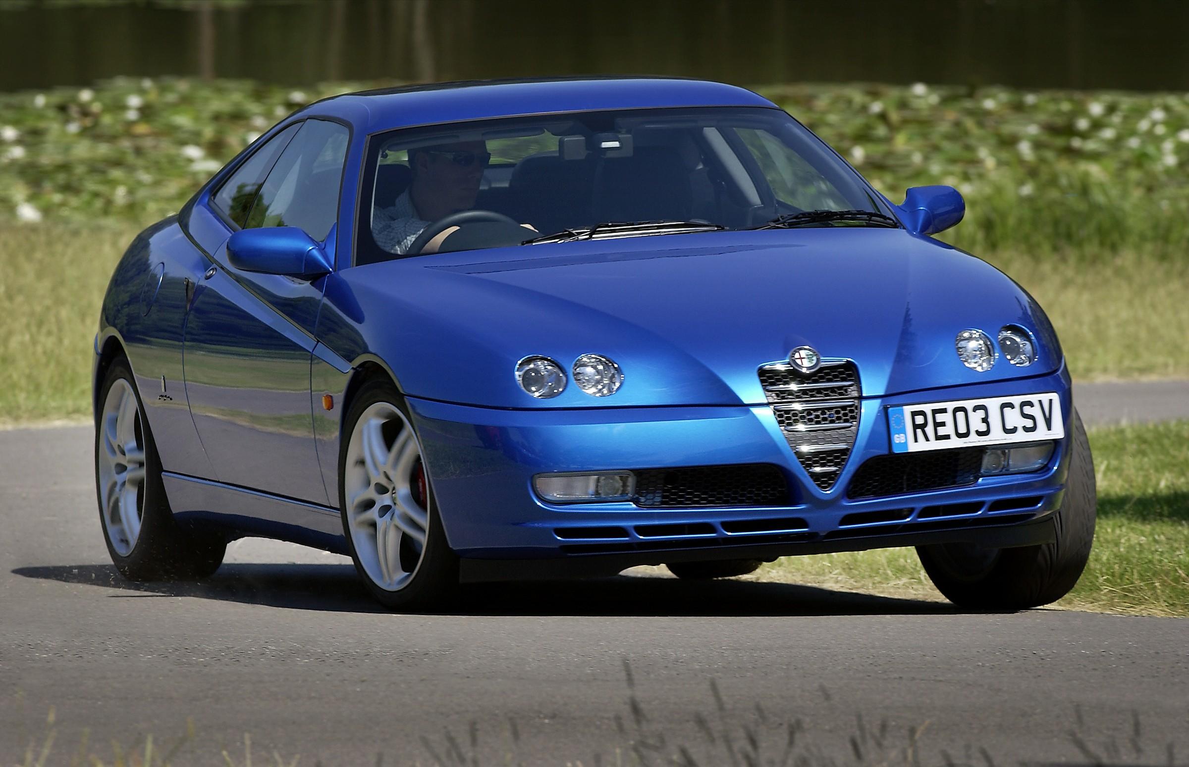Alfa Romeo Brera Review  Alfa Workshop