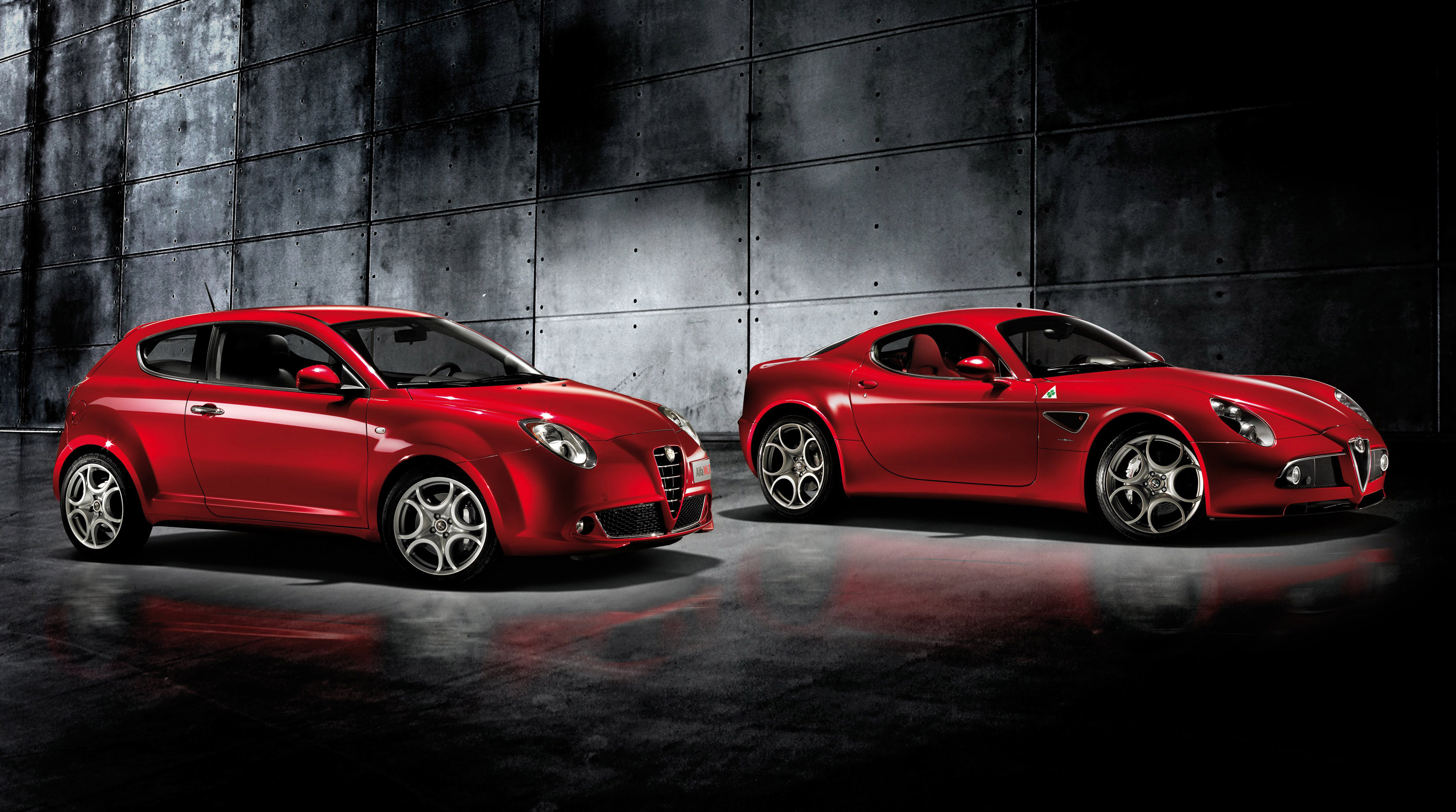 euro ncap five star rating for the alfa romeo mito. Black Bedroom Furniture Sets. Home Design Ideas