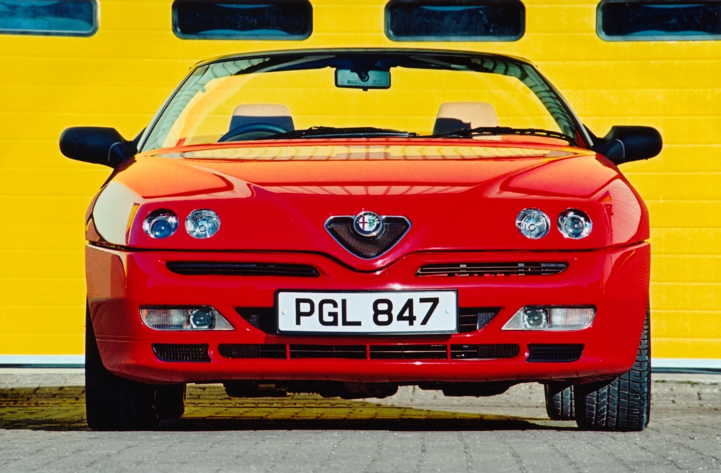Alfa Romeo Spider 3 0 V6 24v 2001 Picture 13426