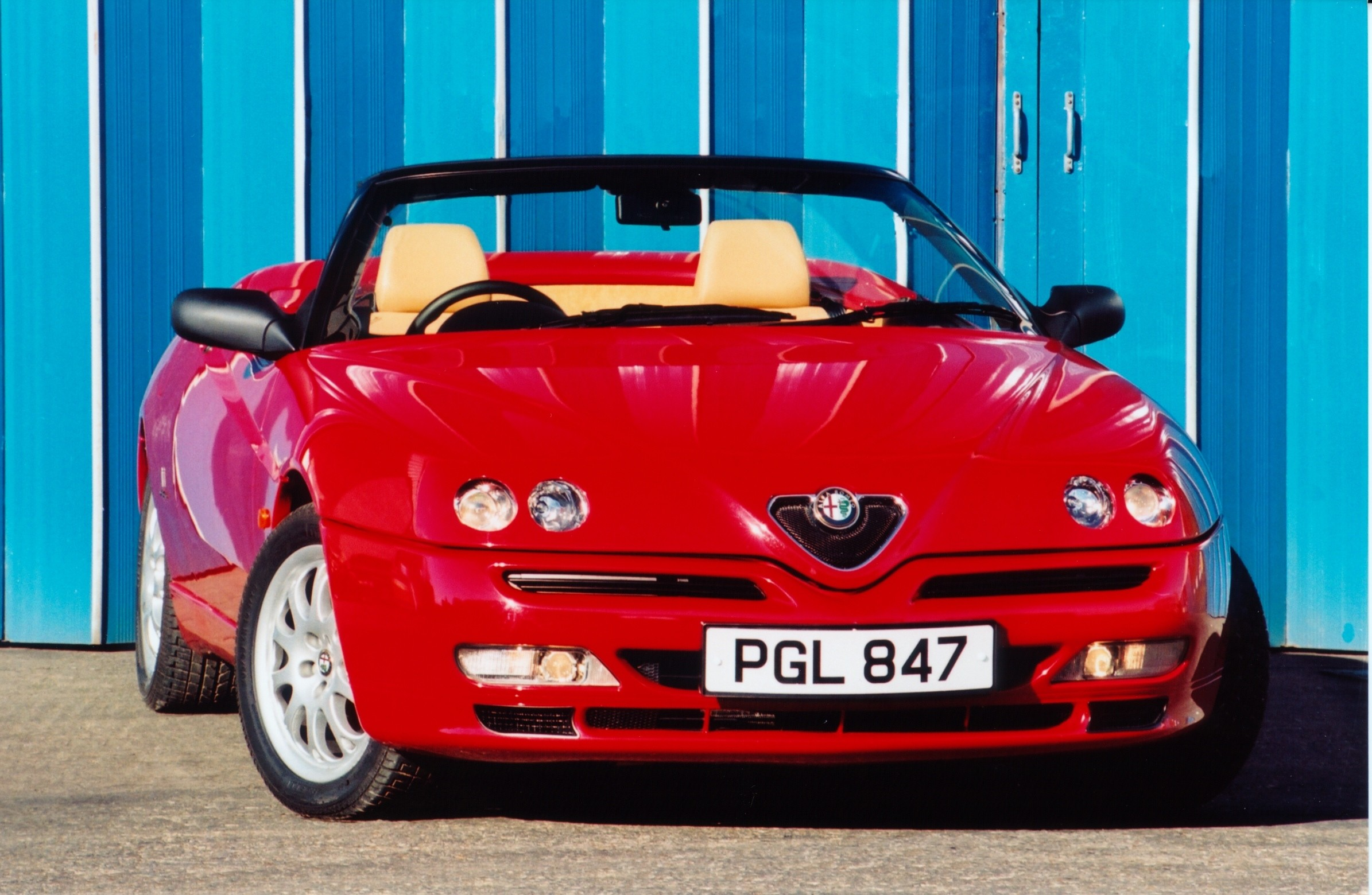 Alfa Romeo Spider 3 0 V6 24v 2001 Picture 13427
