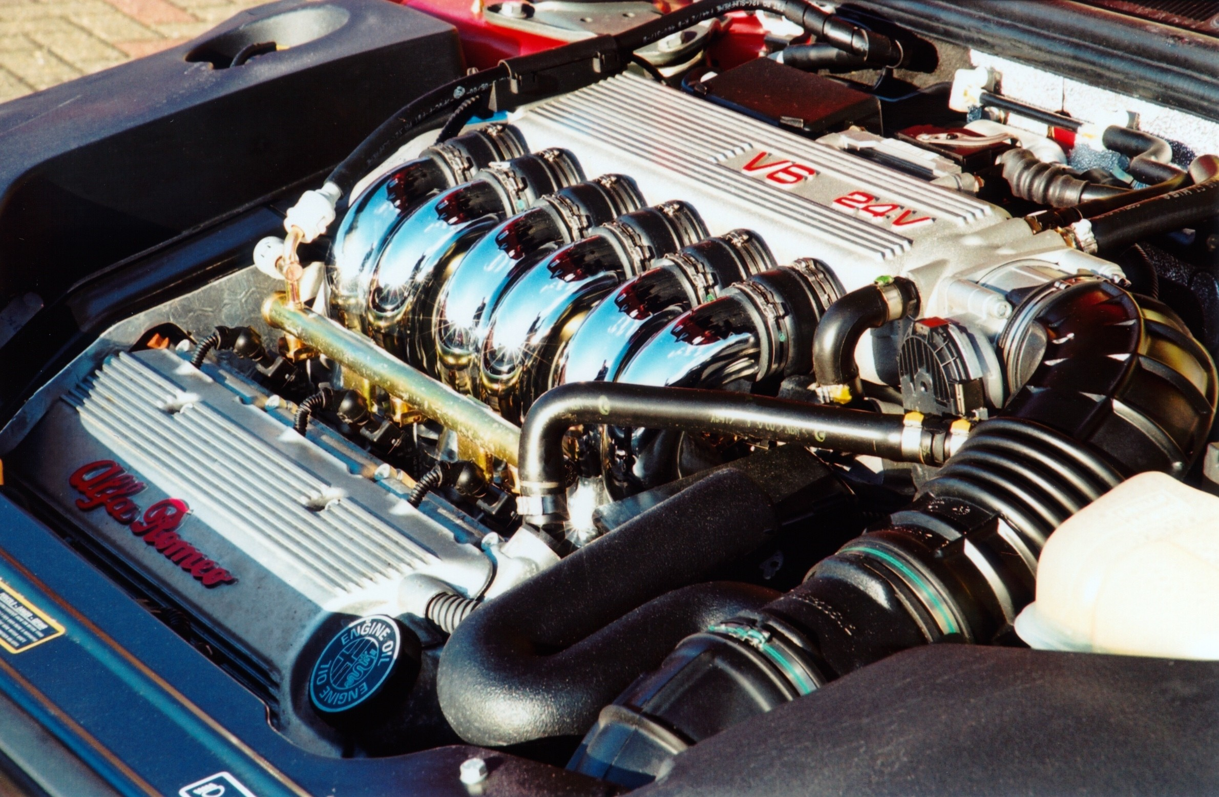 Alfa Romeo Spider 3.0 V6 24v 2001 - Picture 13431