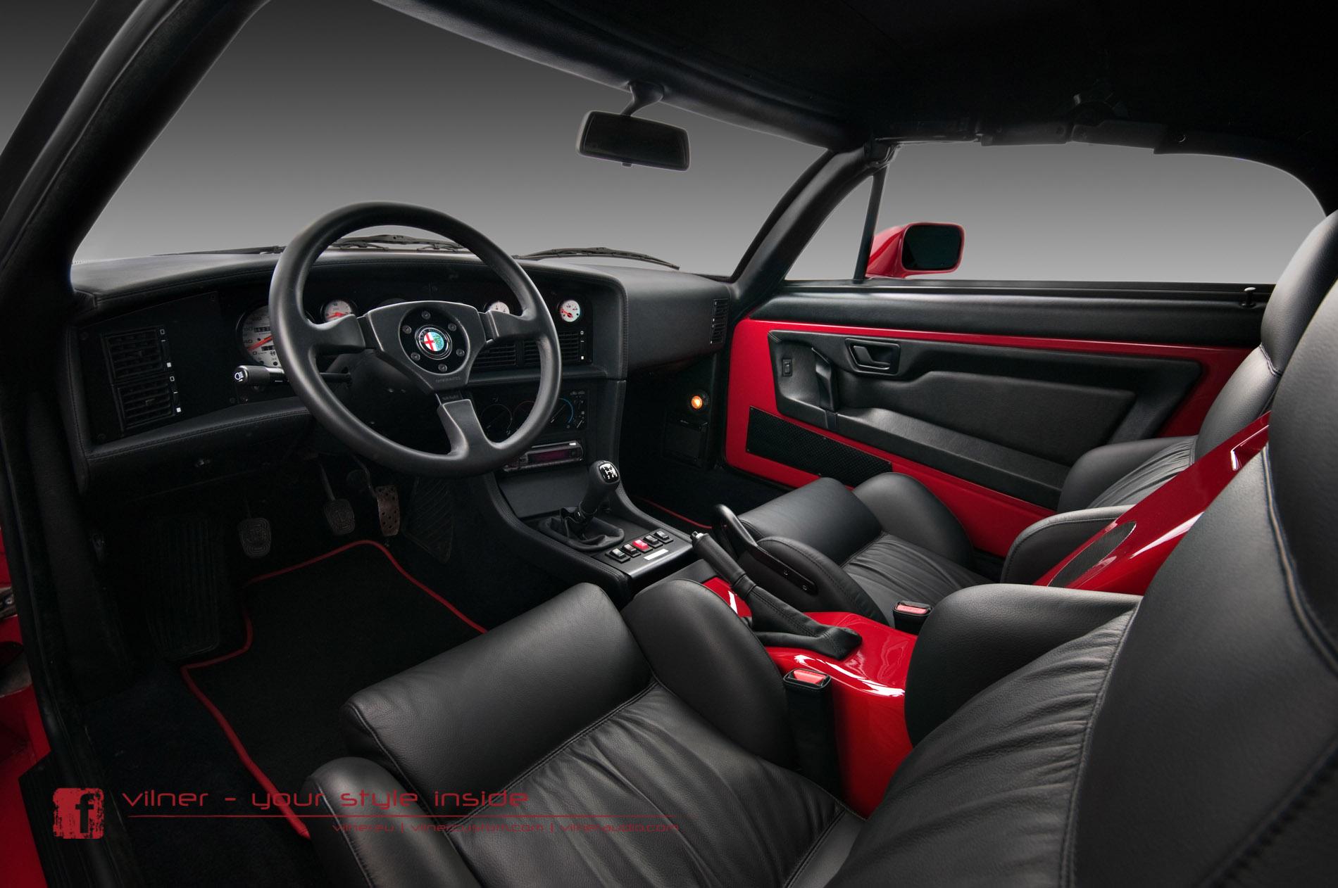Alfa Romeo Zagato Roadster By Vilner on Alfa Romeo Spider Floor Mats
