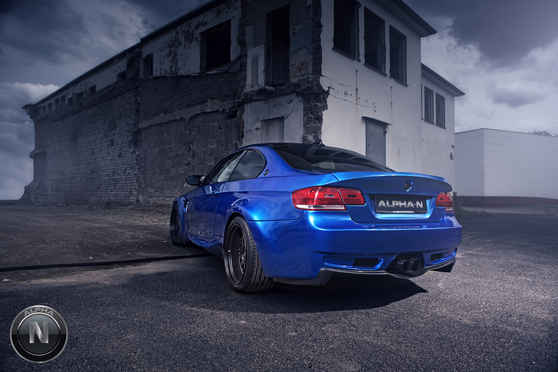 Recaro Performance Sport >> ALPHA-N Performance BT92 based on BMW E92 M3