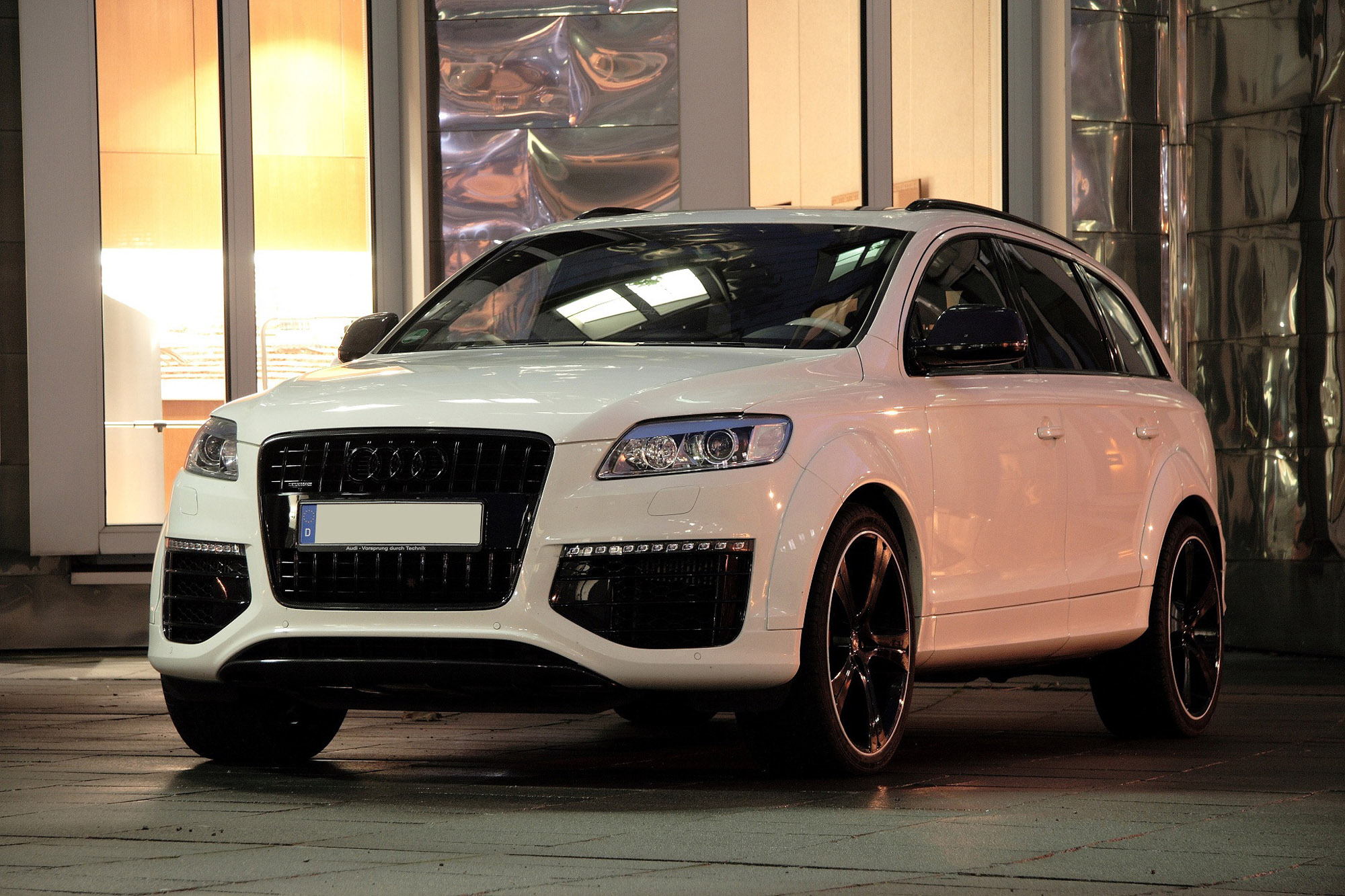 ANDERSON GERMANY Audi Q - Audi sub