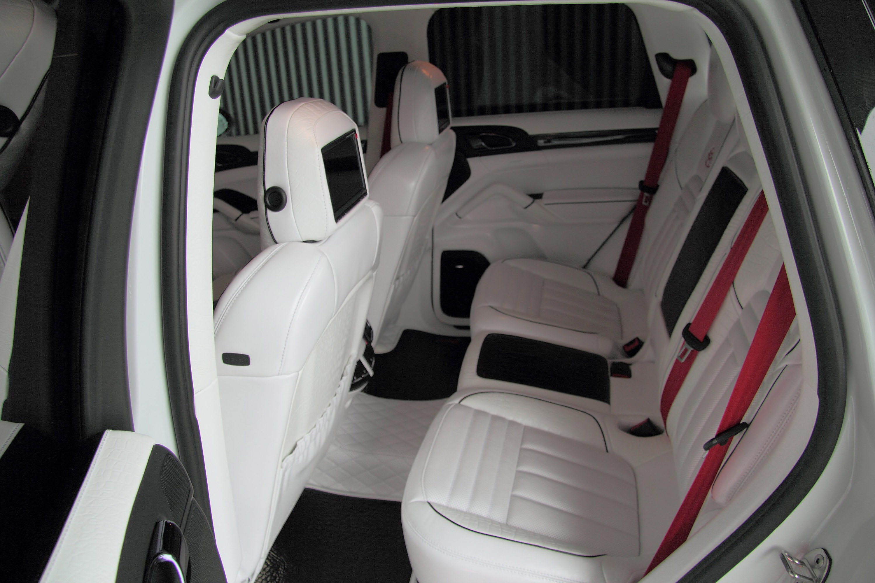 Rear Seat Cover No Headrest