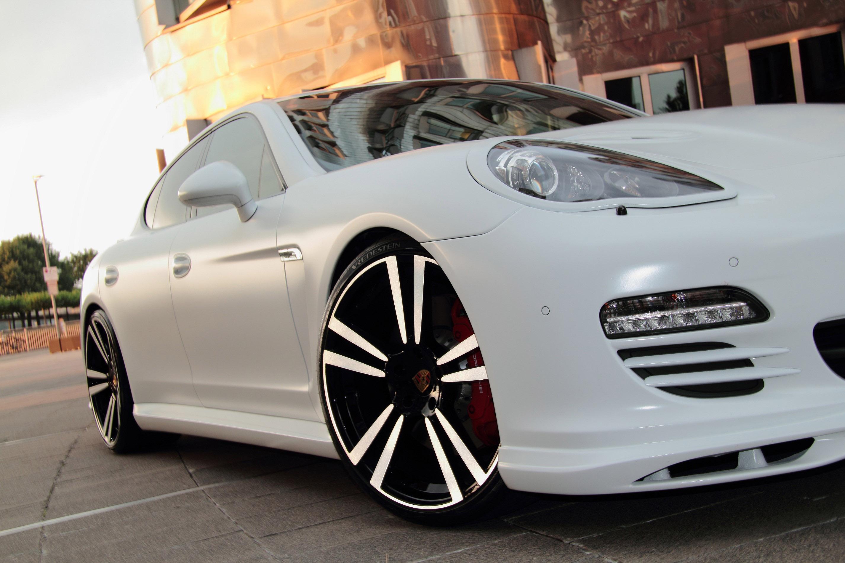 anderson germany porsche panamera gts white storm edition - Porsche Panamera White Red Interior