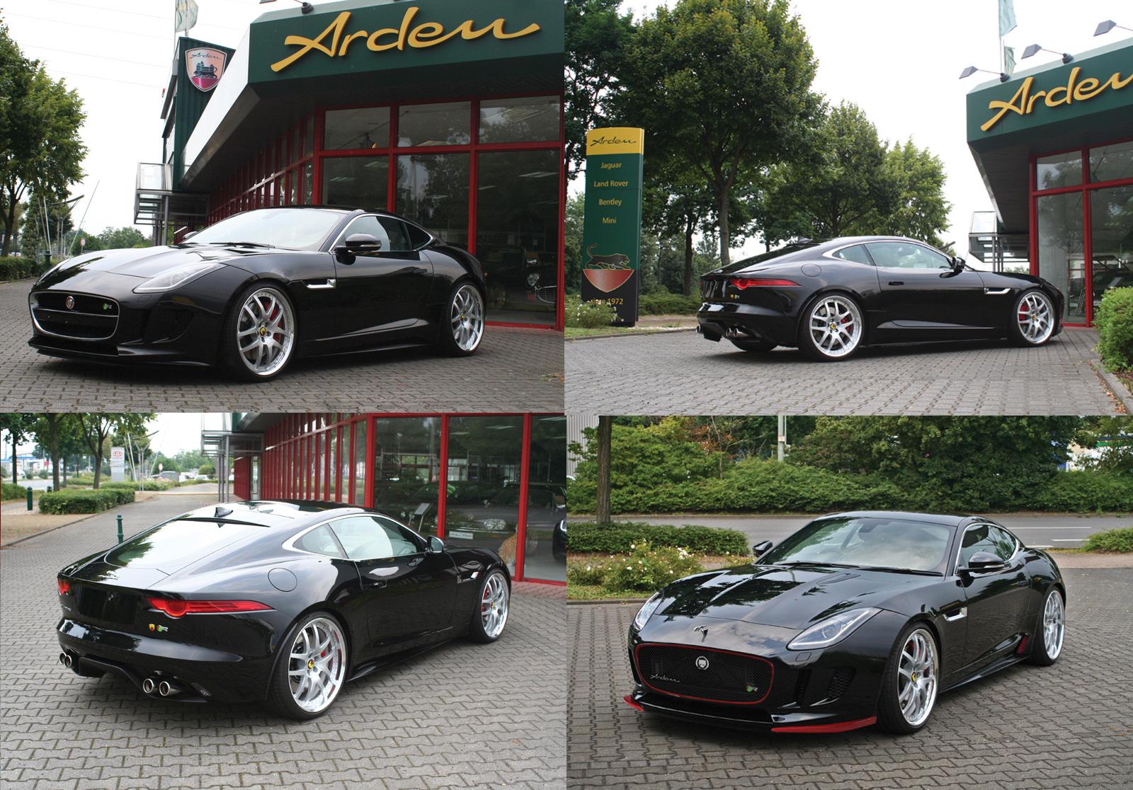 Arden Jaguar F Type R Coupe