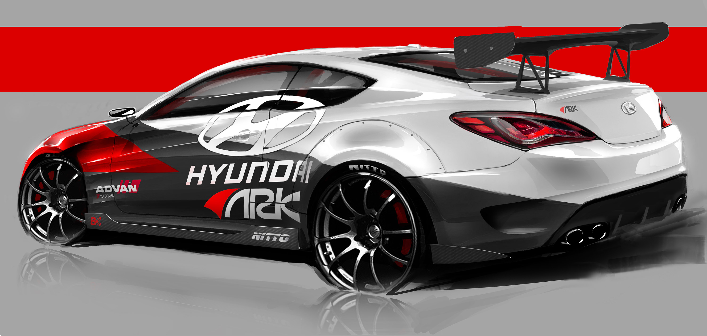 Worksheet. ARK Hyundai Genesis Coupe RSpec Track Edition to be revealed at