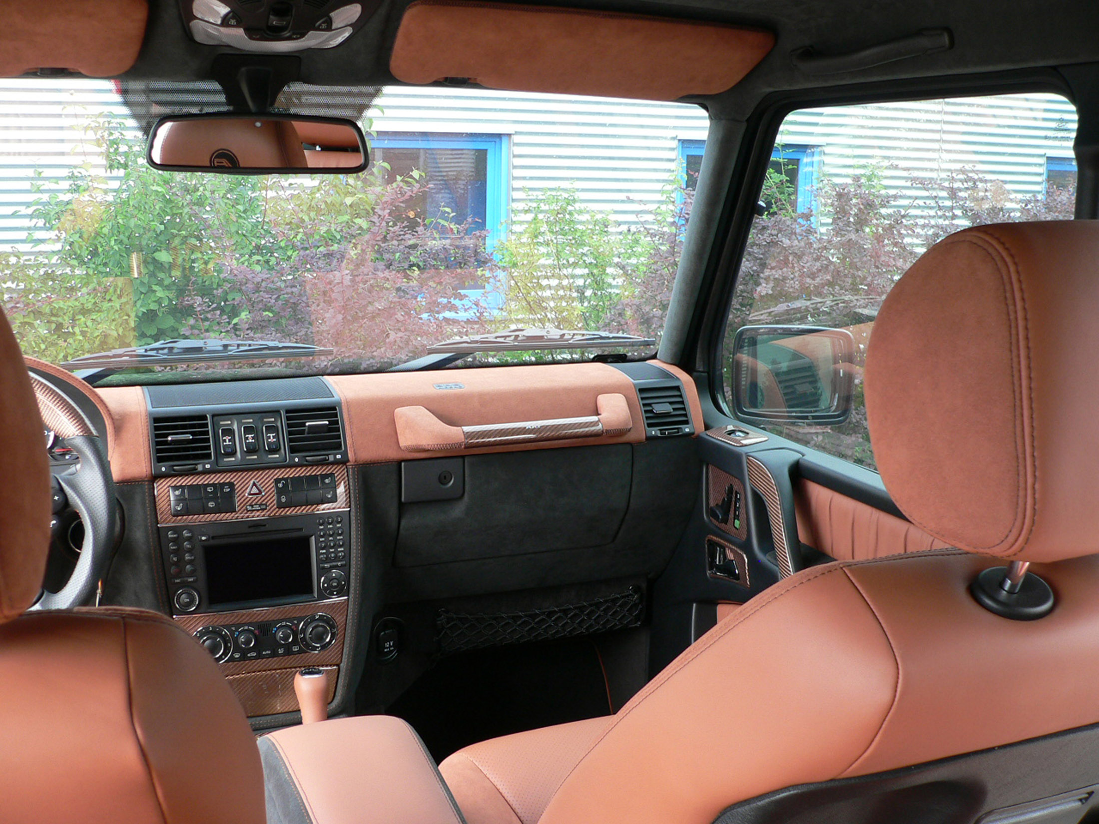 Art As55k Yaas Edition Mercedes Benz G55 Amg Picture 24971