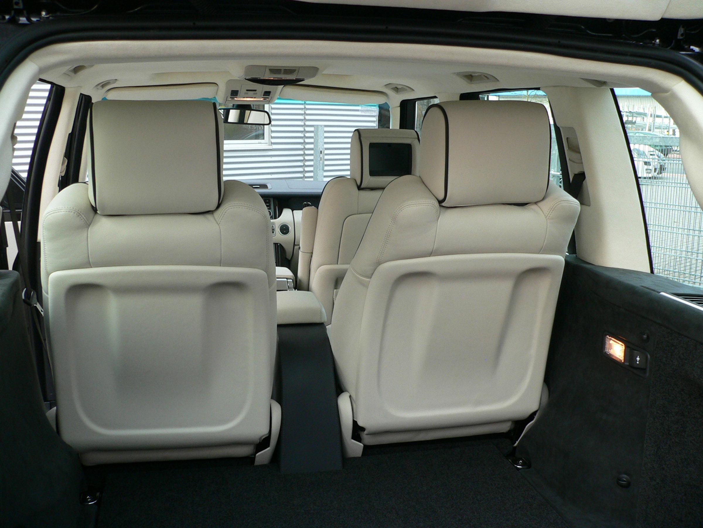 art range rover single seat system picture 27005. Black Bedroom Furniture Sets. Home Design Ideas