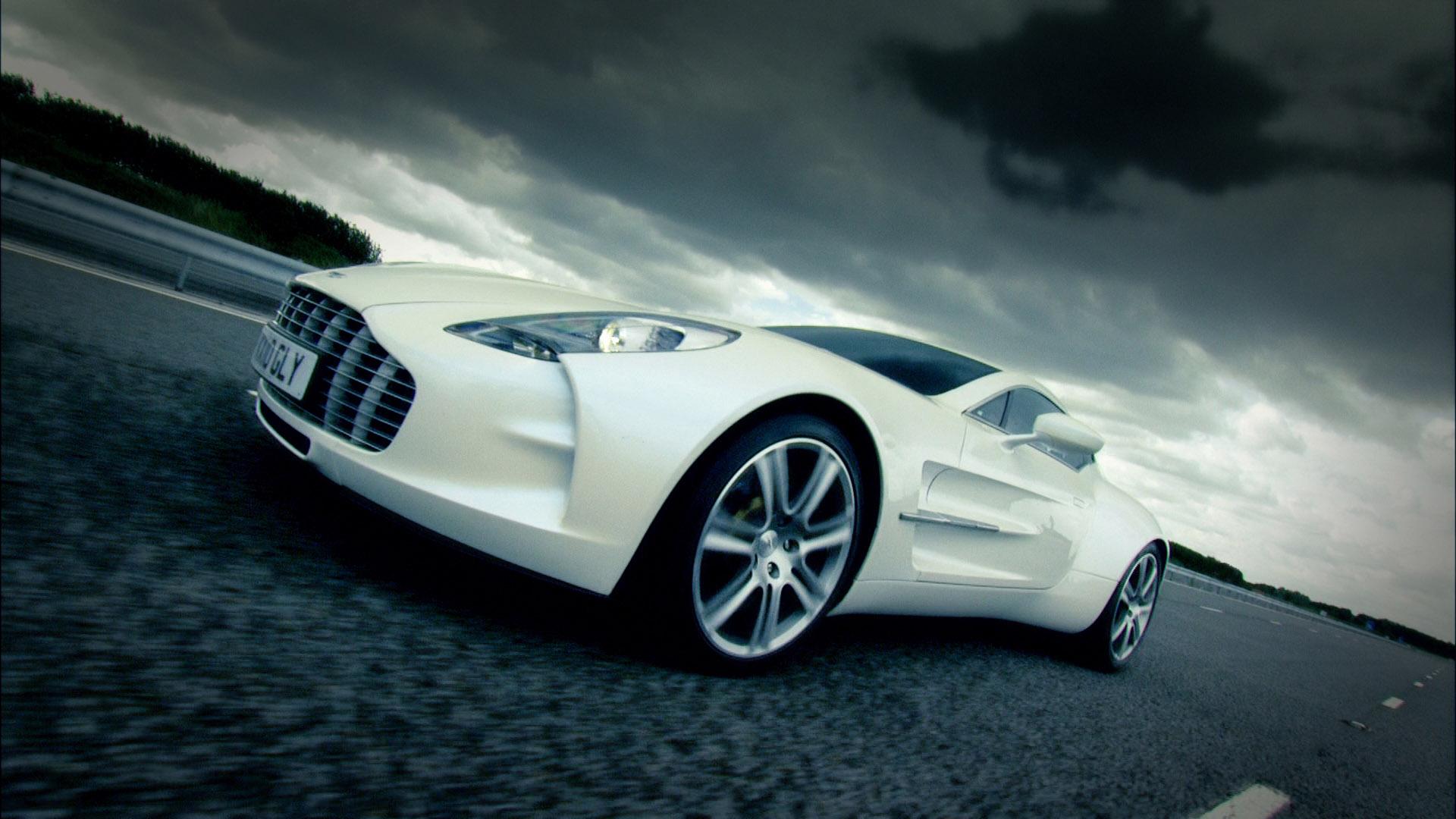 Aston Martin One 77 Picture 42513
