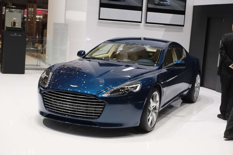 Aston Martin Rapide S Geneva 2014 - Picture 98038