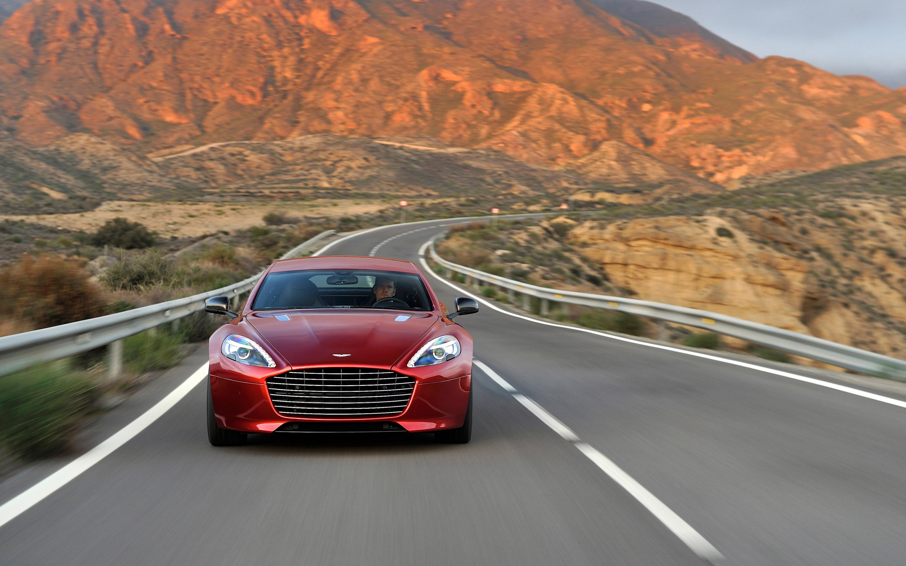 2014 Aston Martin Rapide S To Debut In New York