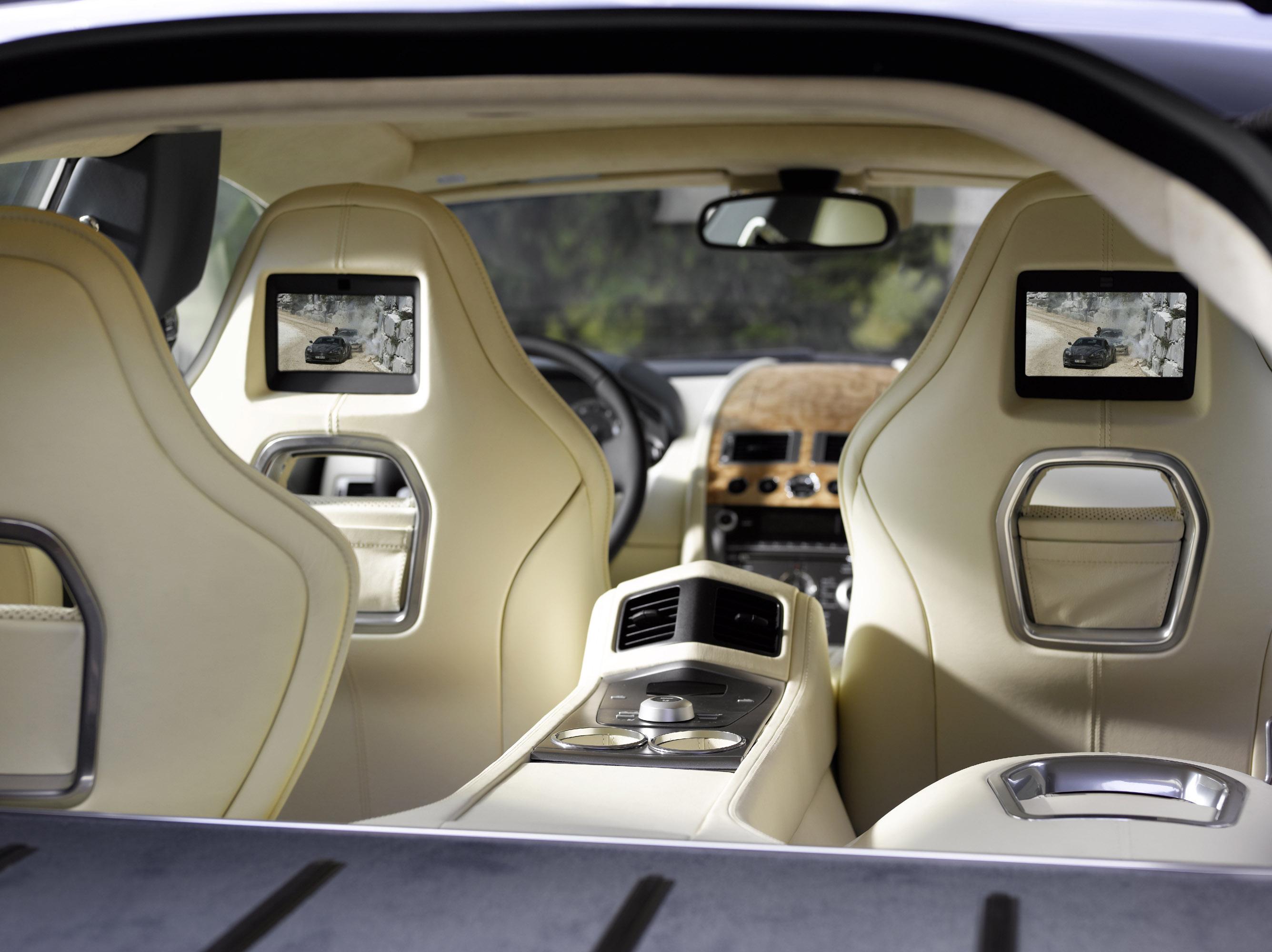 Aston Martin Rapide Pricing Announced - Aston martin price