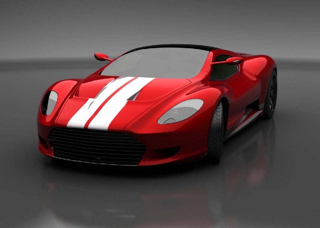 Aston Martin Super Sport Limited Edition 7 5 Million Euro